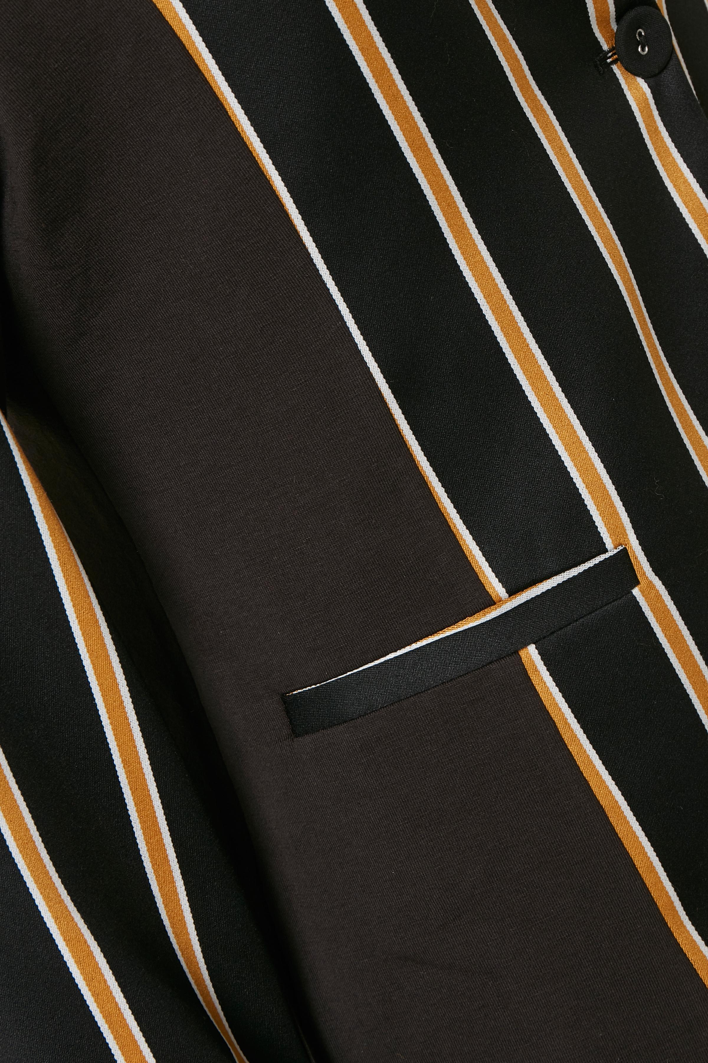 Sort/mørk karry Blazer fra Kaffe – Køb Sort/mørk karry Blazer fra str. 32-46 her