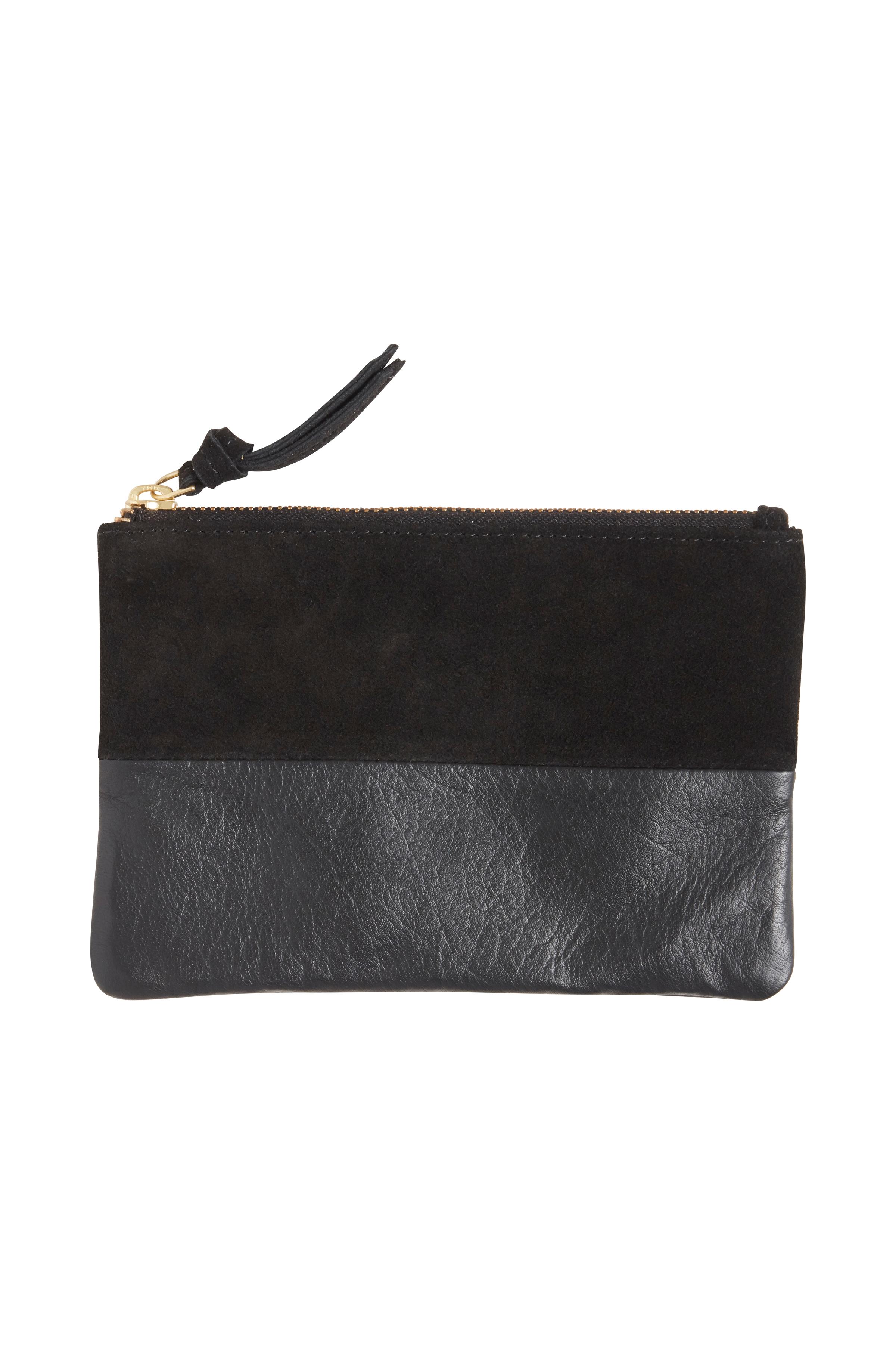Image of   Ichi - accessories Dame Ruskindspung - Sort