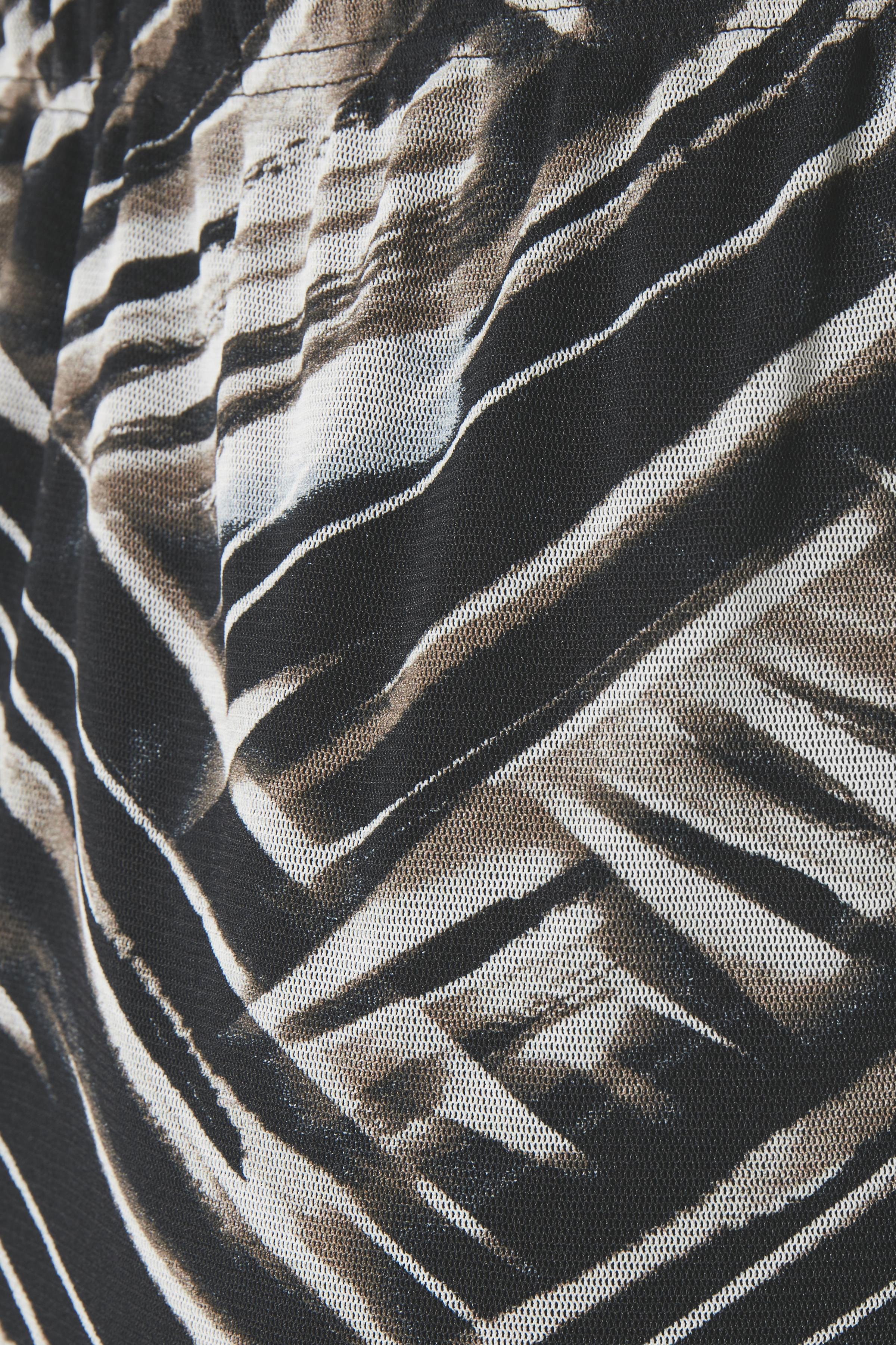 Sort/sand Nederdel fra Bon'A Parte – Køb Sort/sand Nederdel fra str. S-2XL her