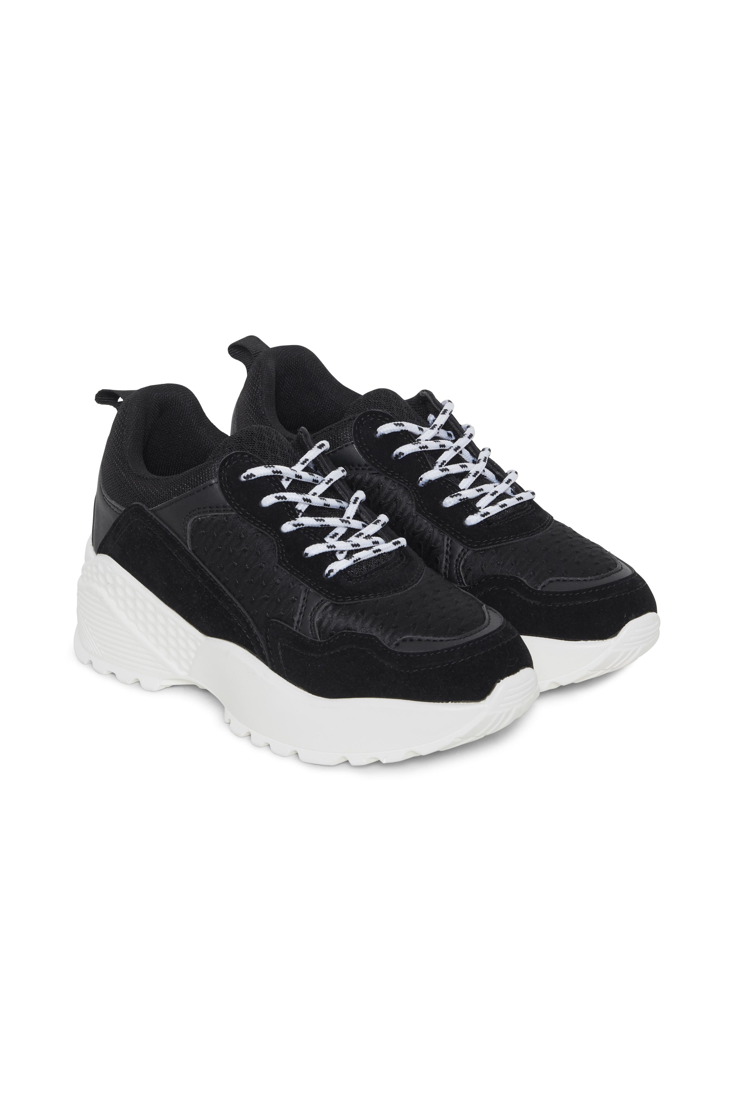 Image of   Ichi - accessories Dame Sneakers - Sort