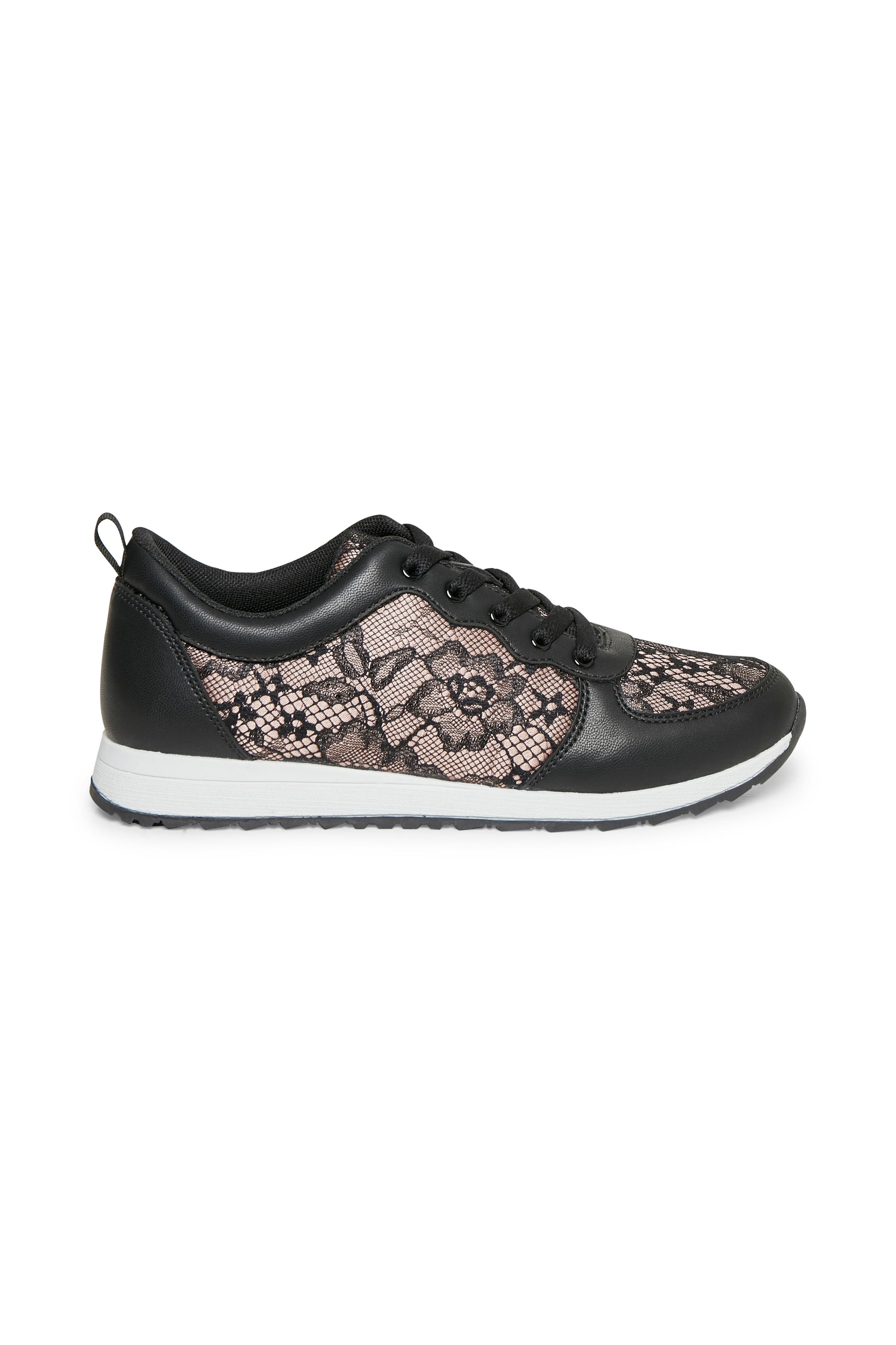 Sort Sneakers fra Cream Accessories – Køb Sort Sneakers fra str. 36-41 her