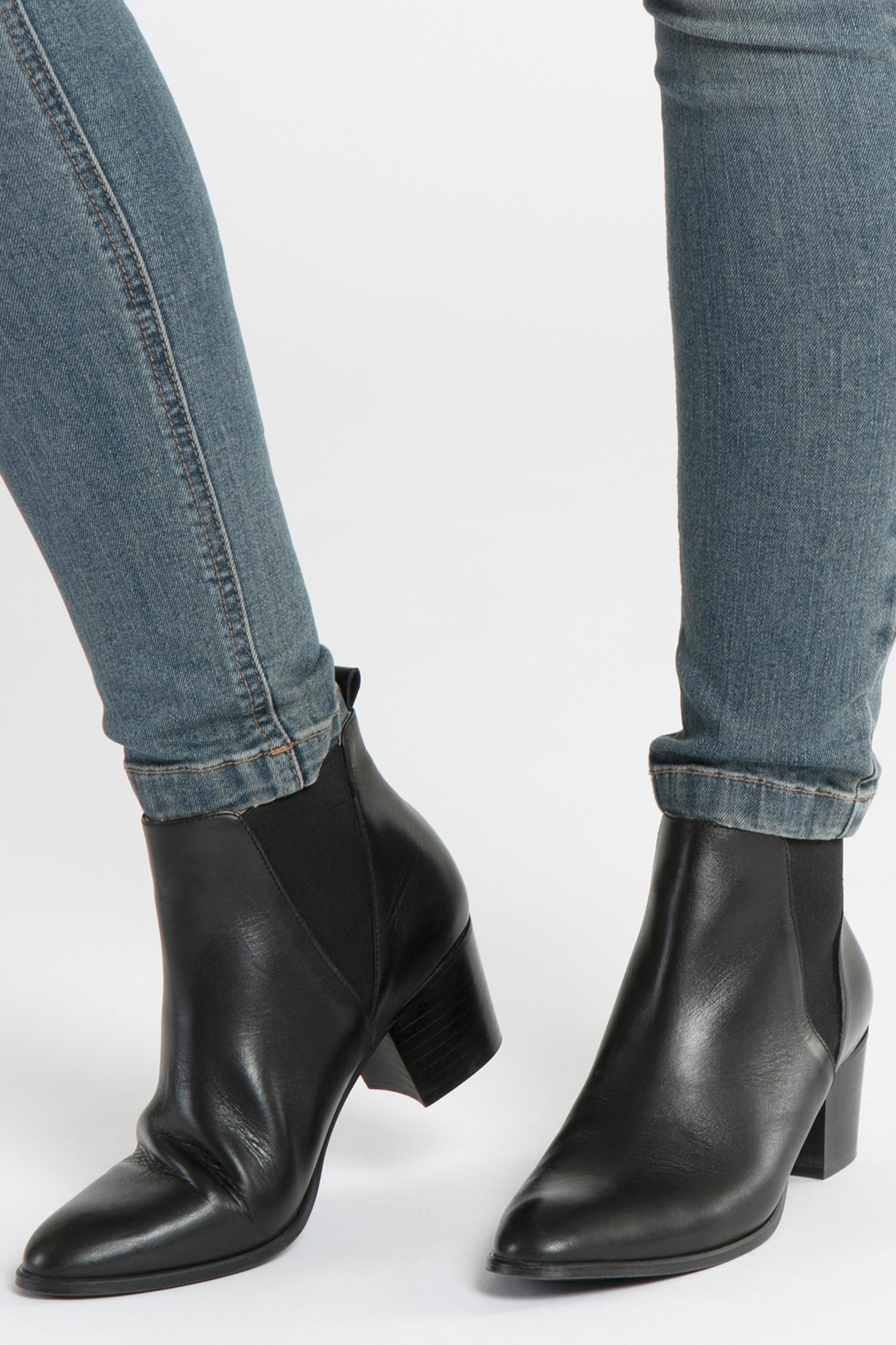 Sort Støvler fra Cream Accessories – Køb Sort Støvler fra str. 36-41 her