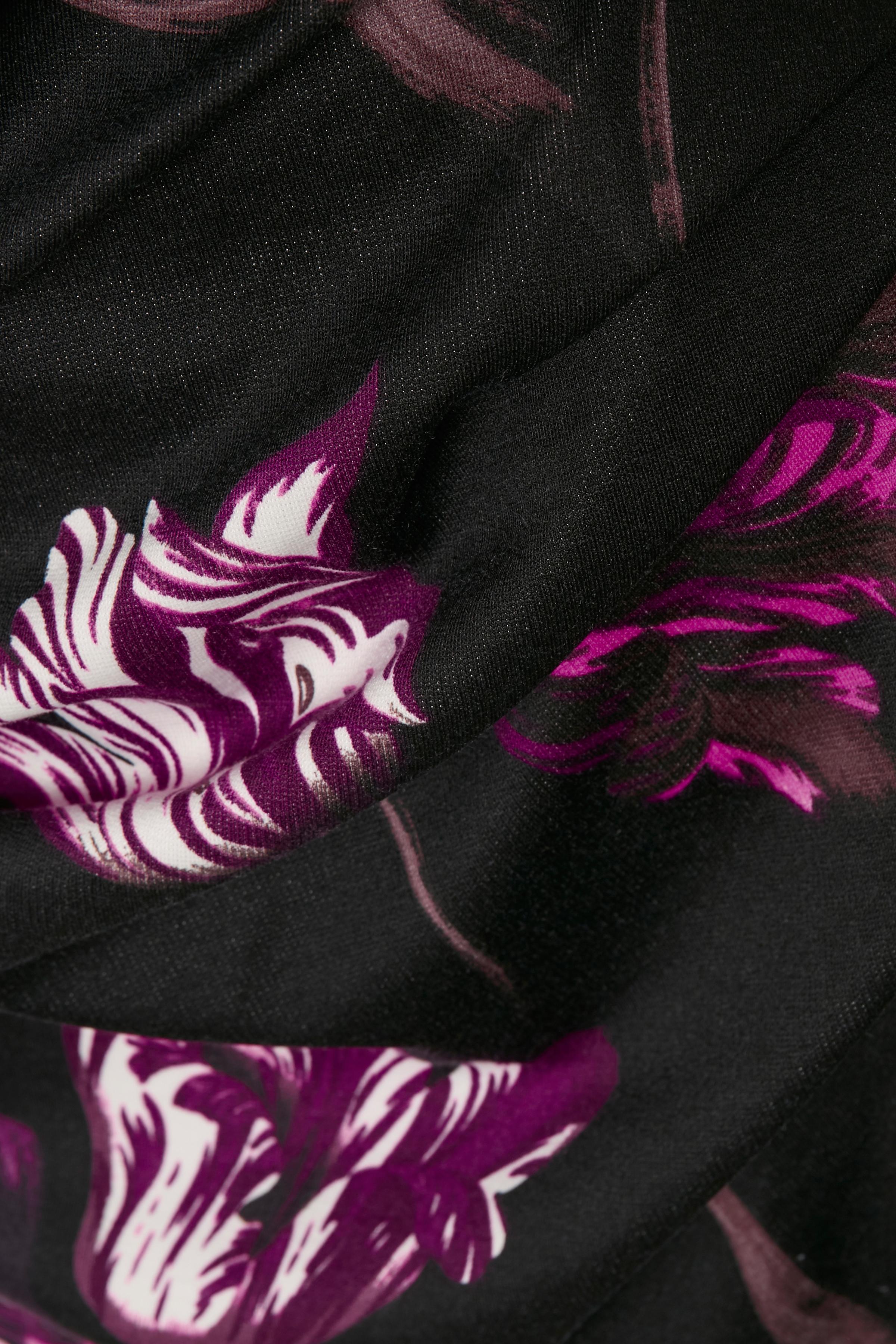 Sort Strikkjole fra Kaffe – Køb Sort Strikkjole fra str. XS-XXL her