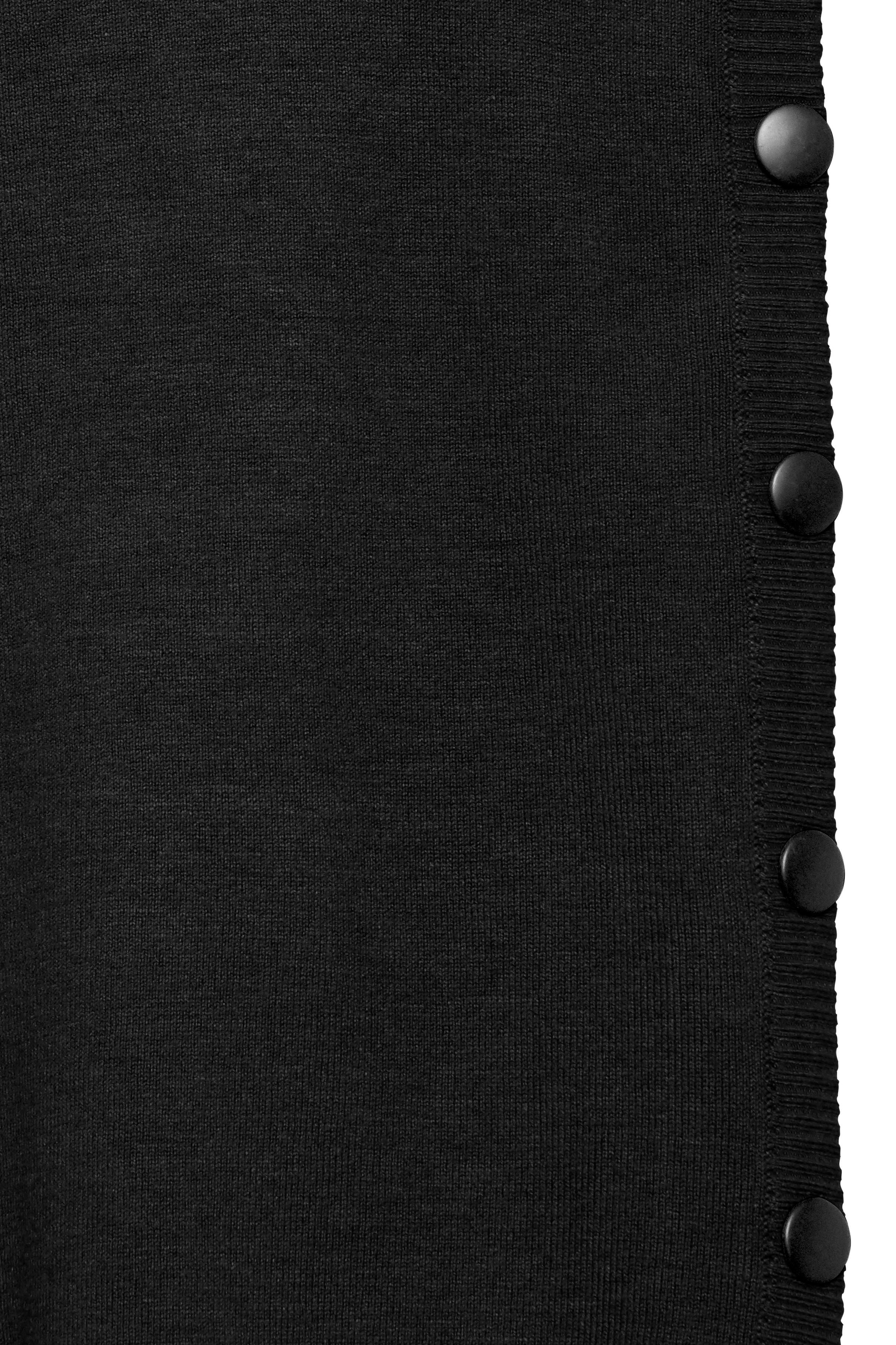 Sort Strikpullover fra Fransa – Køb Sort Strikpullover fra str. XS-XXL her
