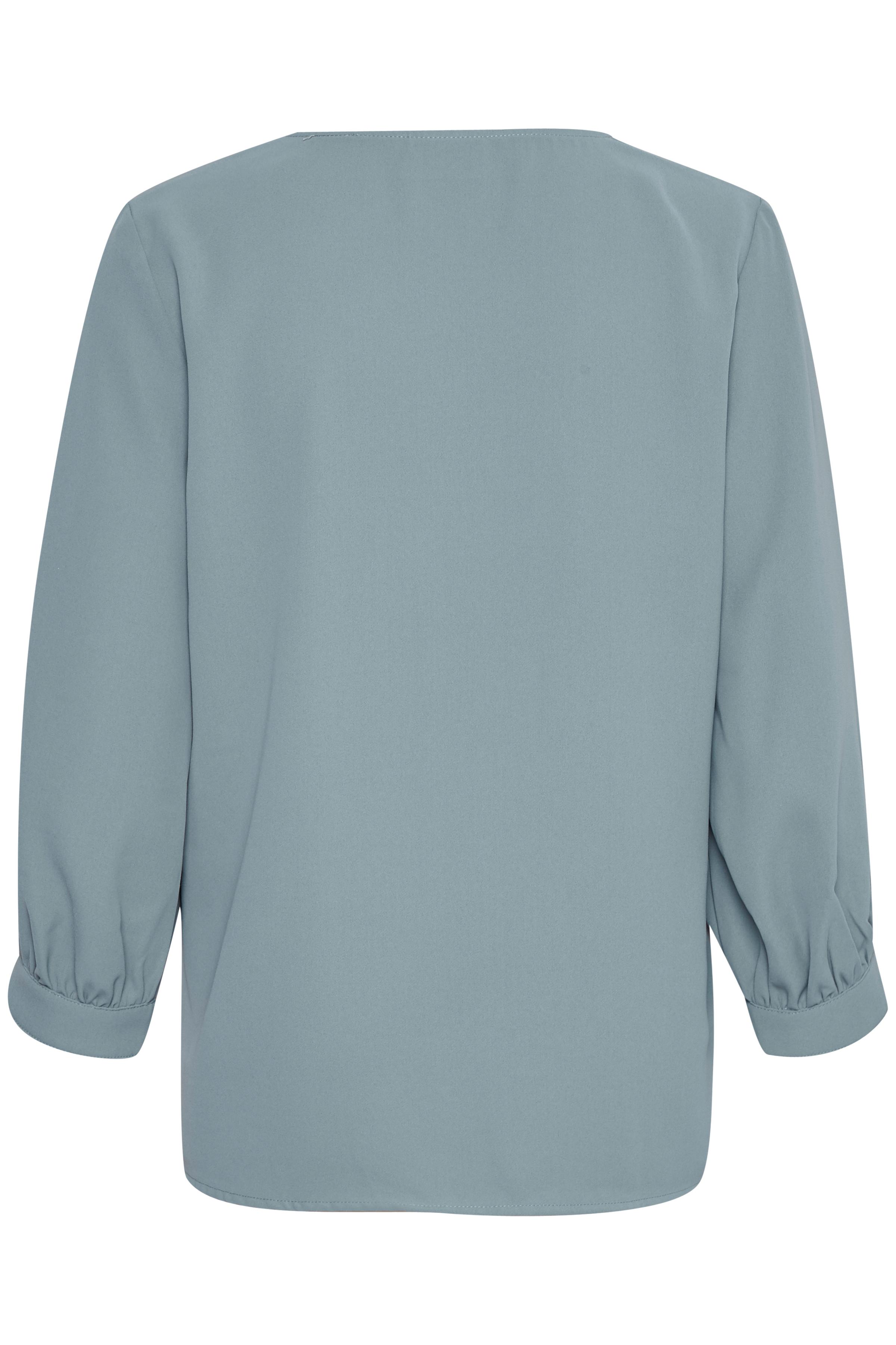 Staub blaugrau Langarm-Bluse von Kaffe – Shoppen SieStaub blaugrau Langarm-Bluse ab Gr. 34-46 hier