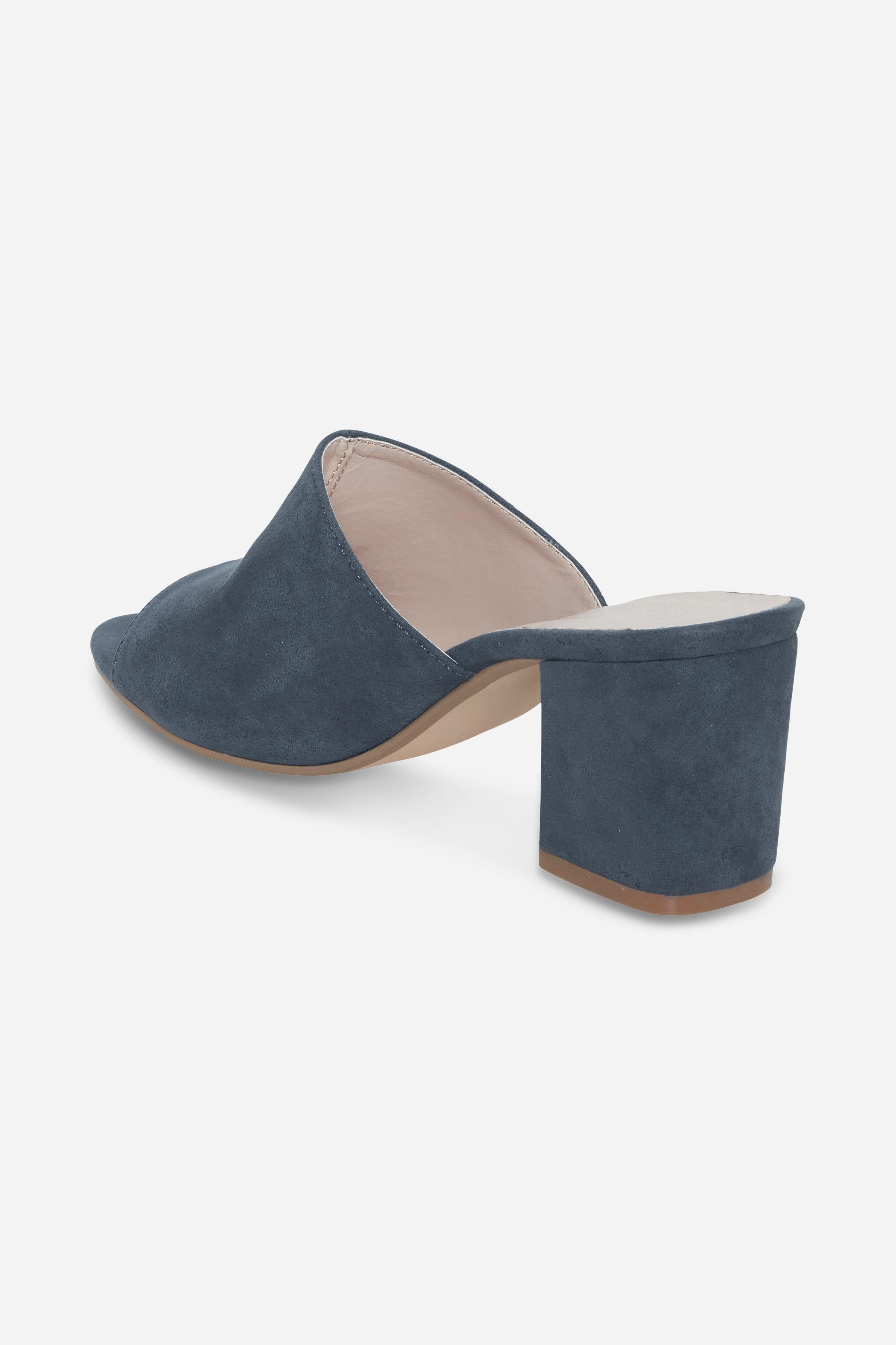 Staubblau Schuh von Ichi - accessories – Shoppen Sie Staubblau Schuh ab Gr. 36-41 hier