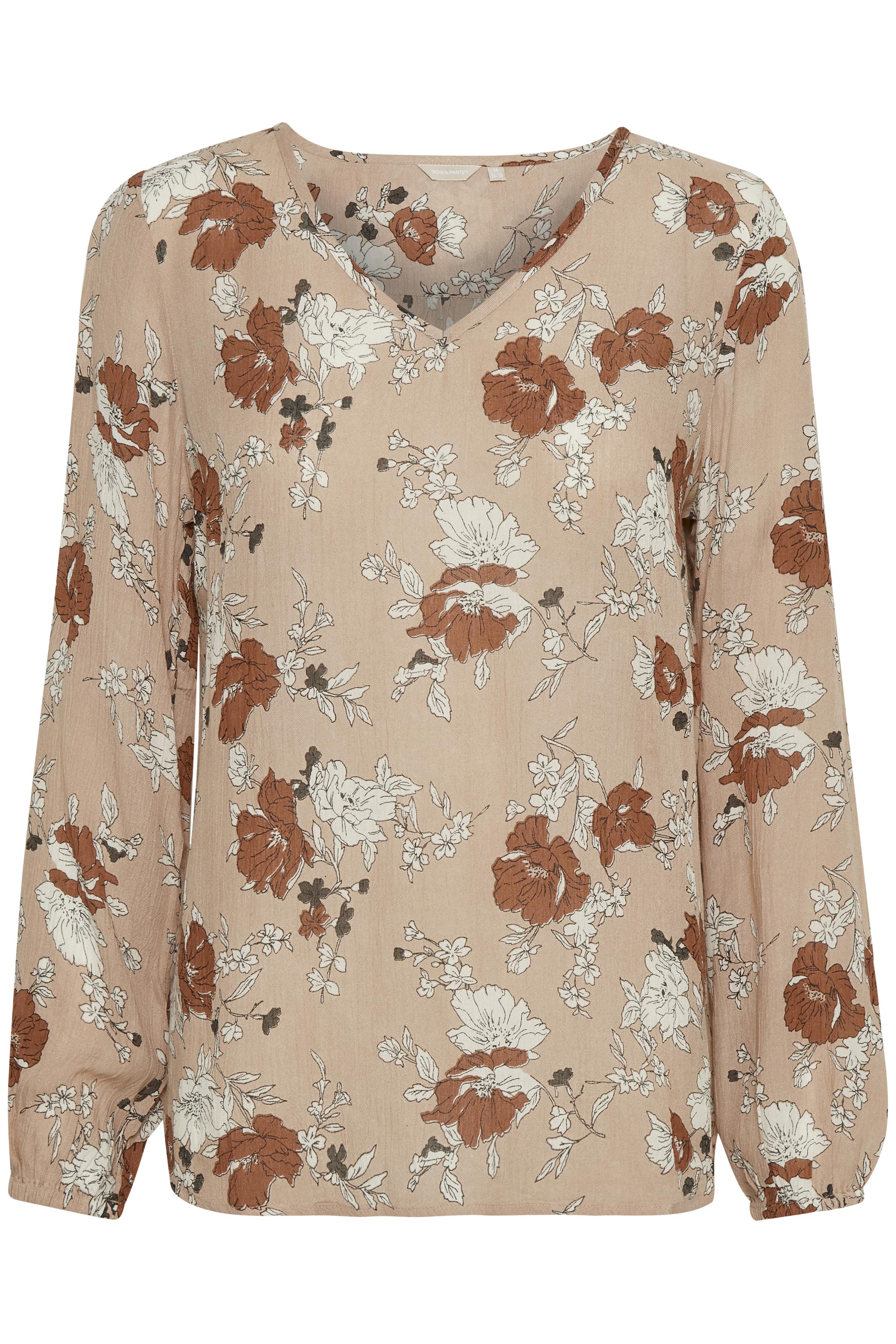 Staubrosa Langarm-Bluse von Bon'A Parte – Shoppen SieStaubrosa Langarm-Bluse ab Gr. S-2XL hier