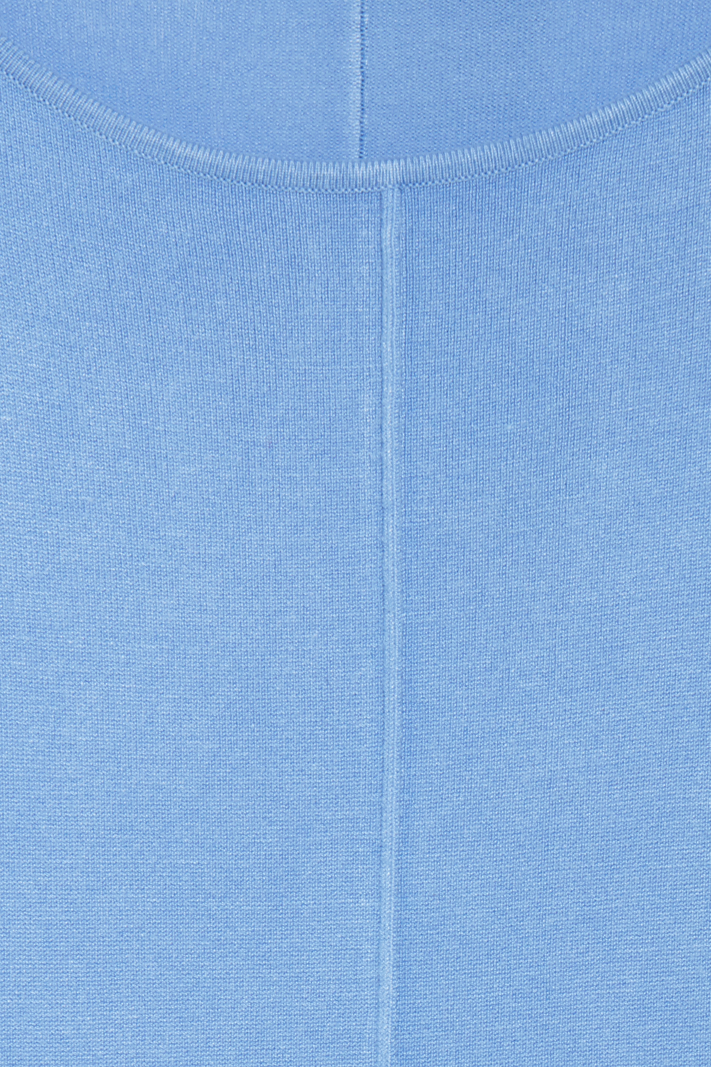 Støvet blå Strikpullover fra b.young – Køb Støvet blå Strikpullover fra str. XS-XXL her