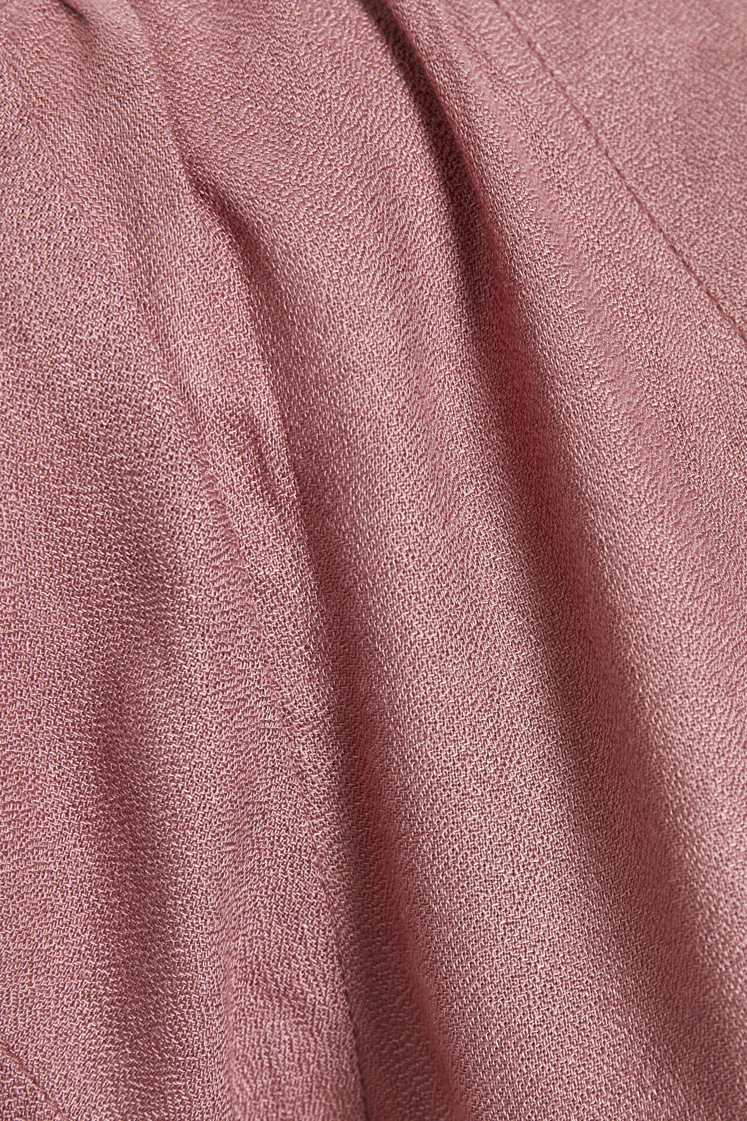 Støvet lyng Kortærmet bluse  fra Bon'A Parte – Køb Støvet lyng Kortærmet bluse  fra str. S-2XL her