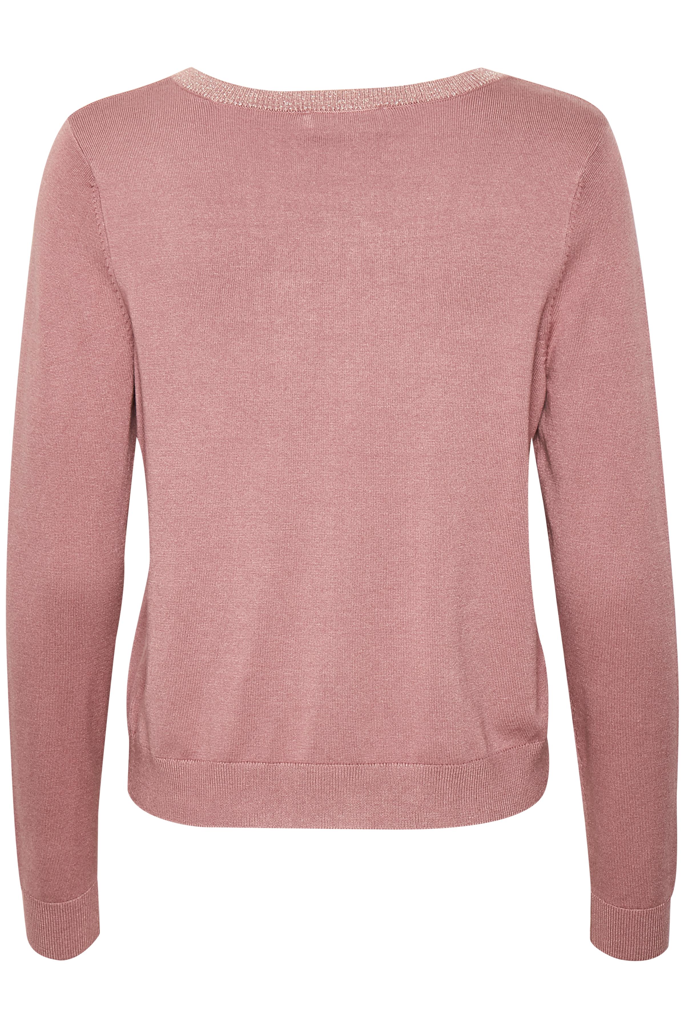 Støvet rosa Cardigan fra Cream – Køb Støvet rosa Cardigan fra str. XS-XXL her