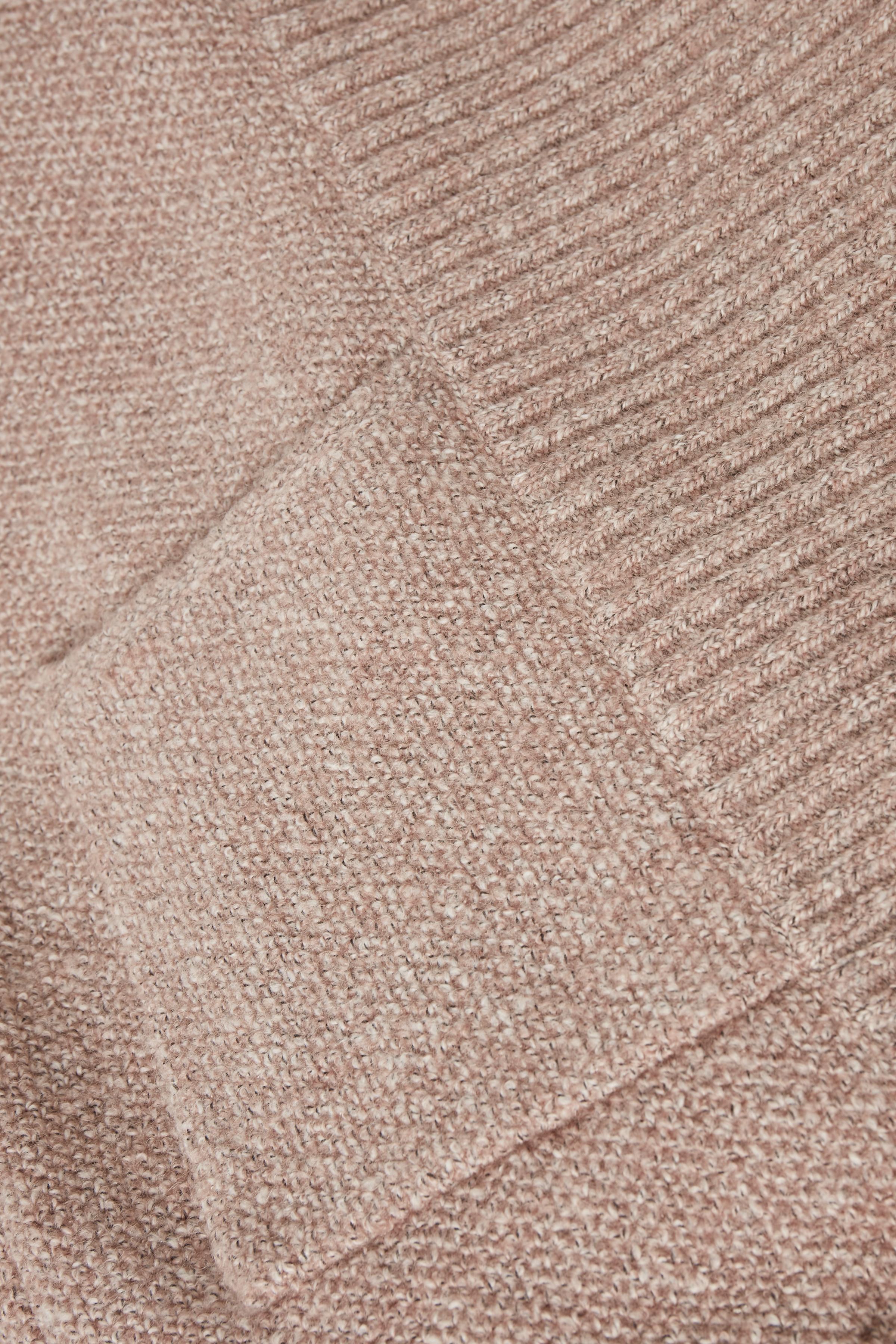 Støvet rosa Strikcardigan fra Kaffe – Køb Støvet rosa Strikcardigan fra str. XS-XXL her