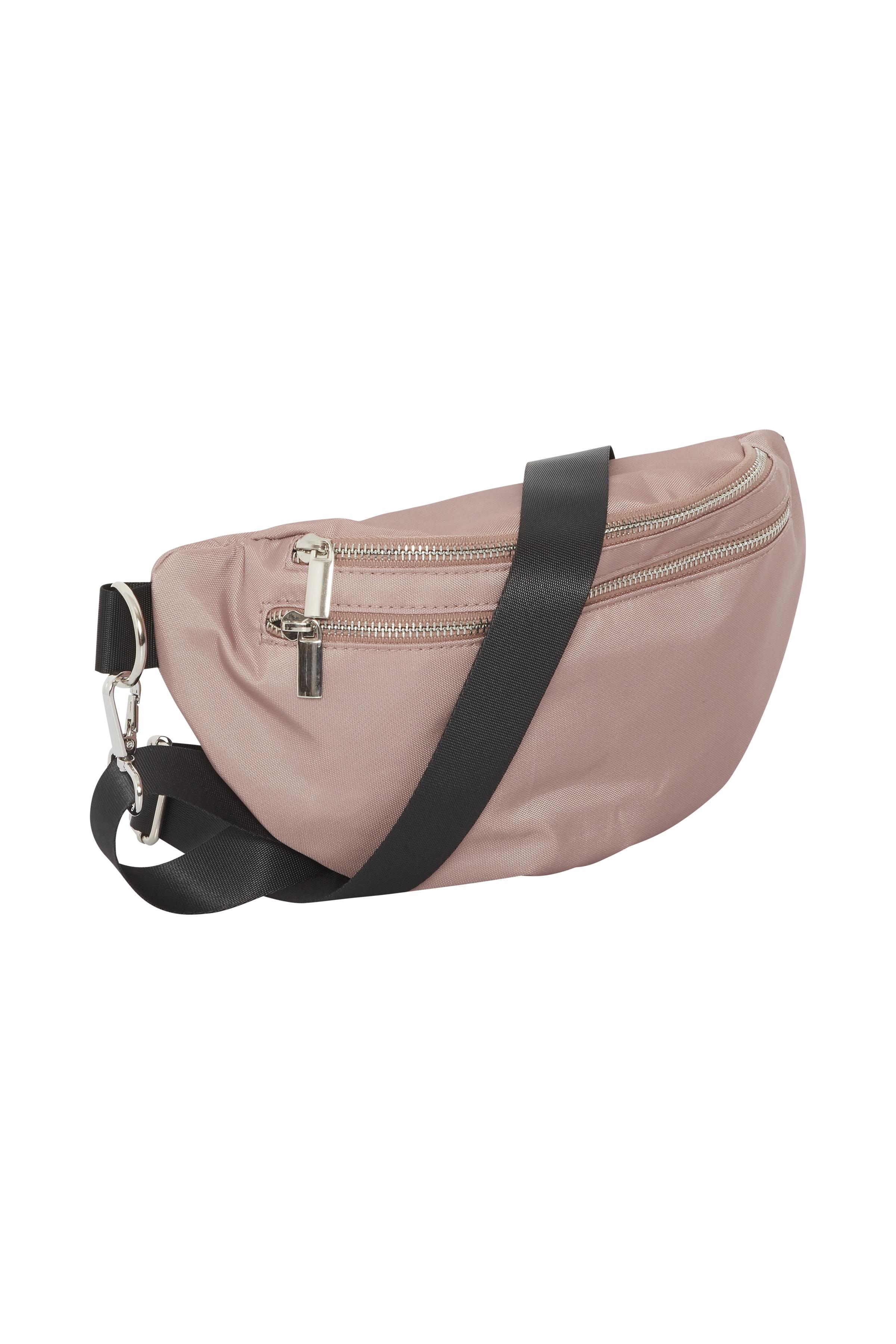 Image of   Ichi - accessories Dame Taske - Støvet rosa