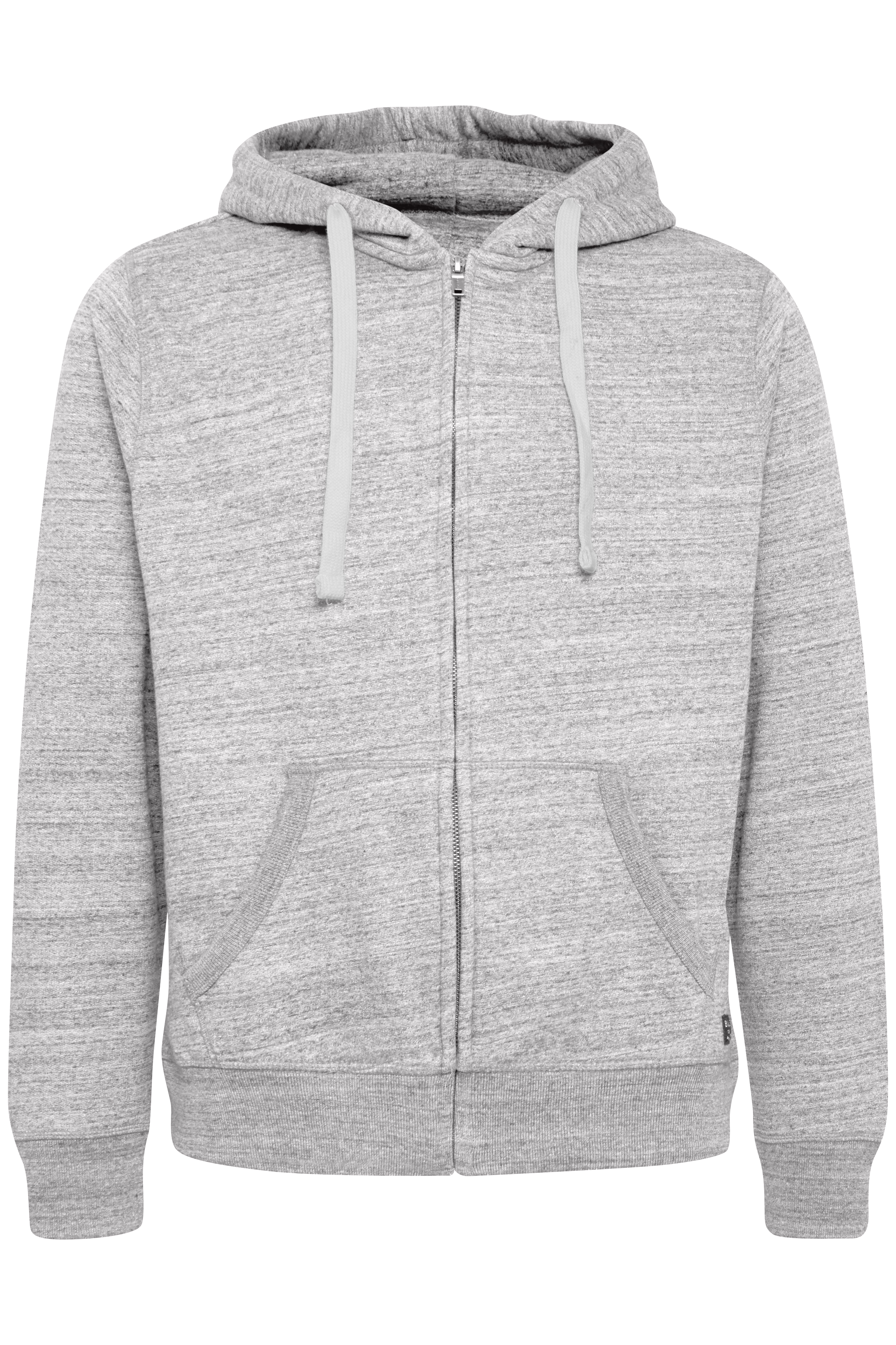 Blend He Herre Smart sweatshirt  - Stone mix