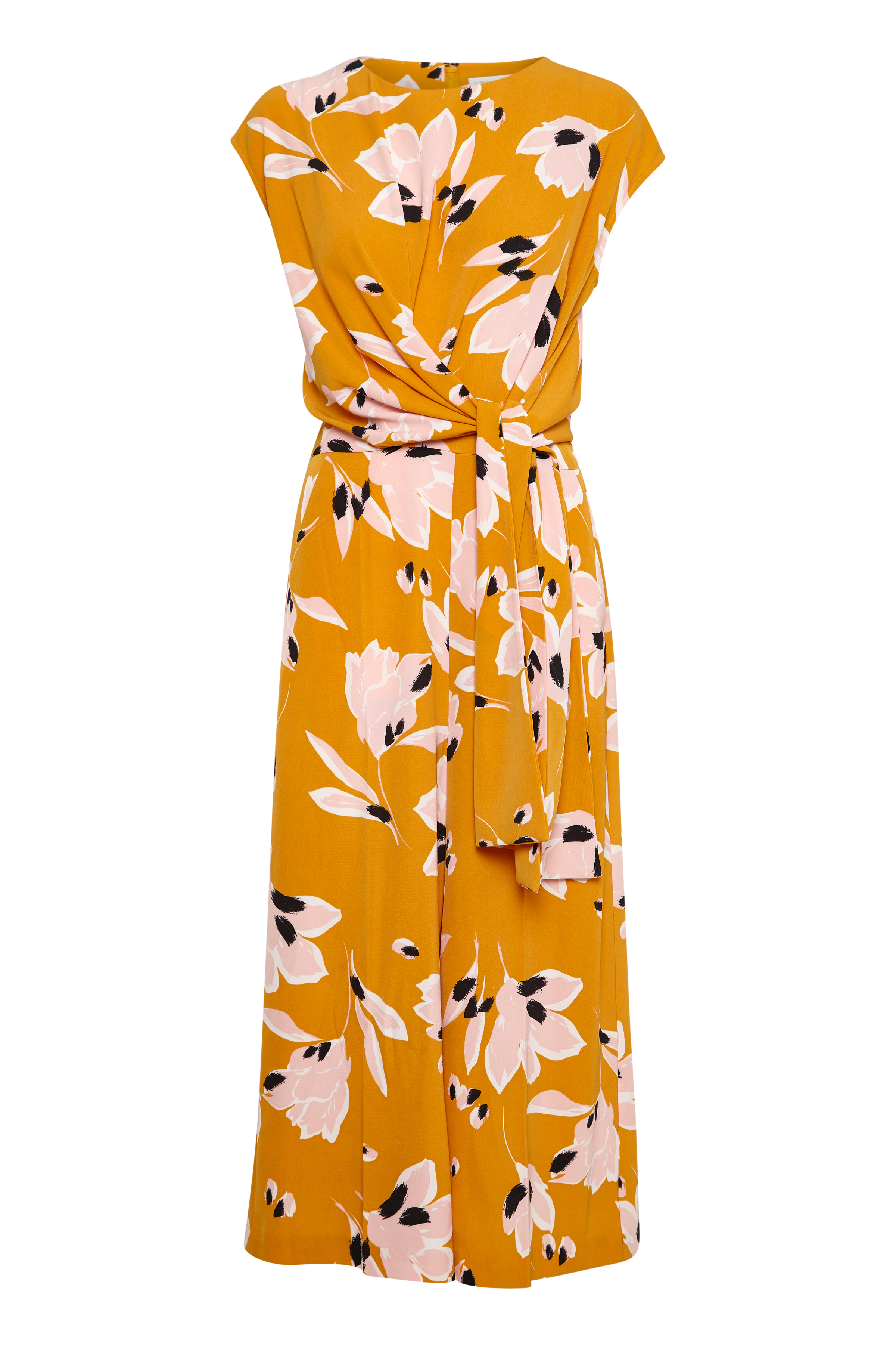 InWear Dame Jumpsuit Sunny Yellow Lilly Medium