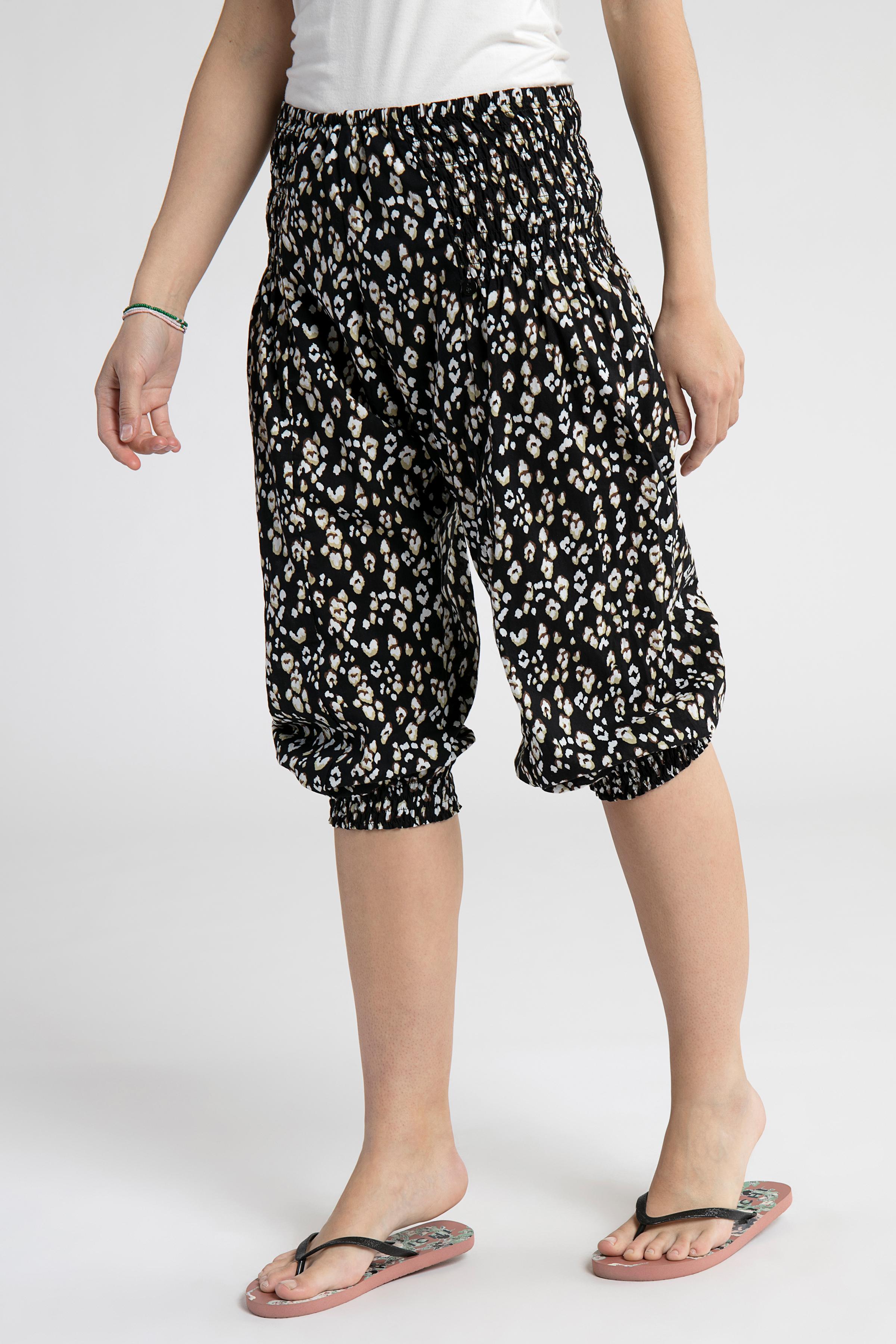 Svart/brun Byxor från Pulz Jeans – Köp Svart/brun Byxor från stl. XS-XXL här