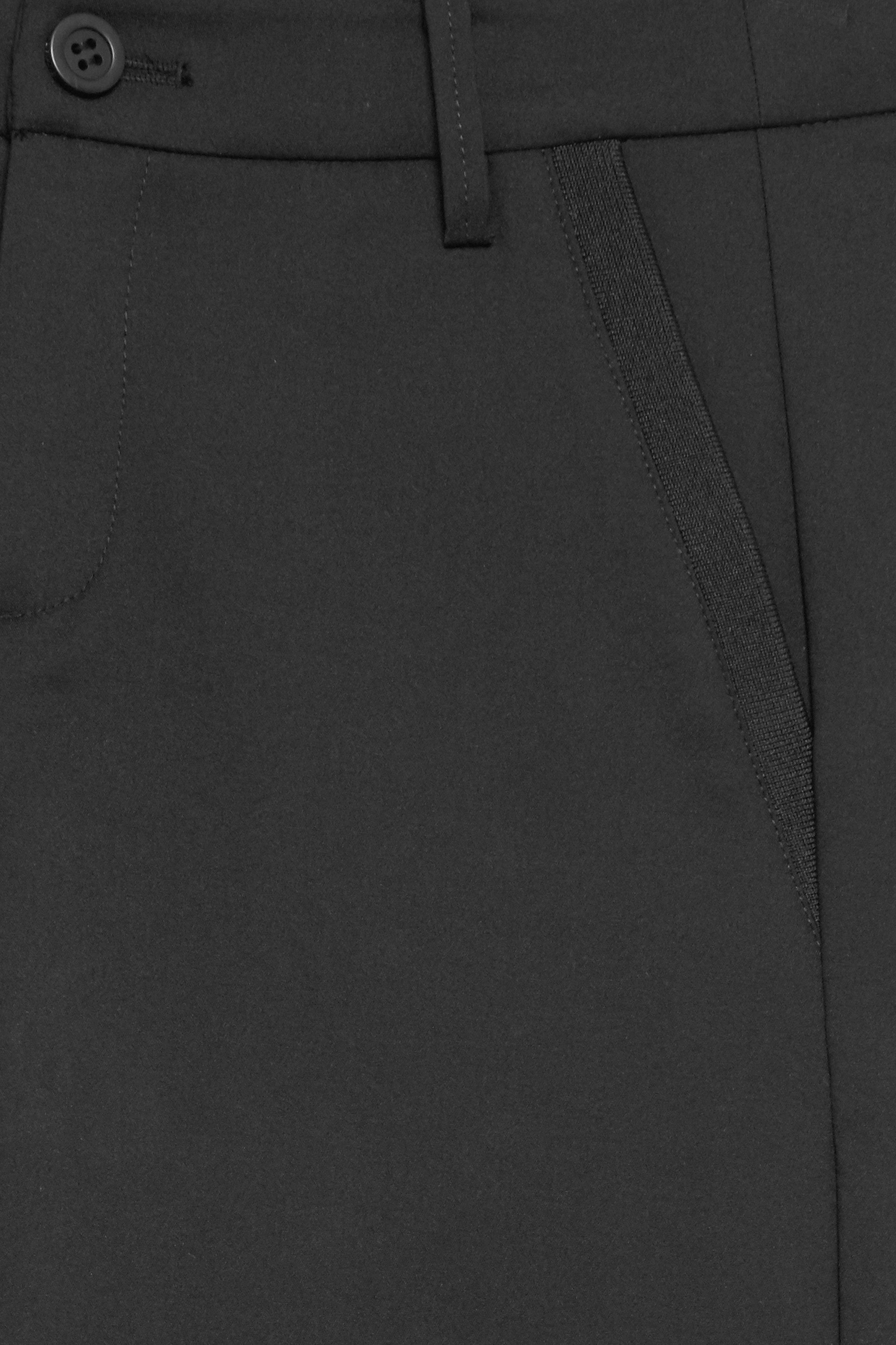 Svart Casual byxor från Dranella – Köp Svart Casual byxor från stl. 32-46 här