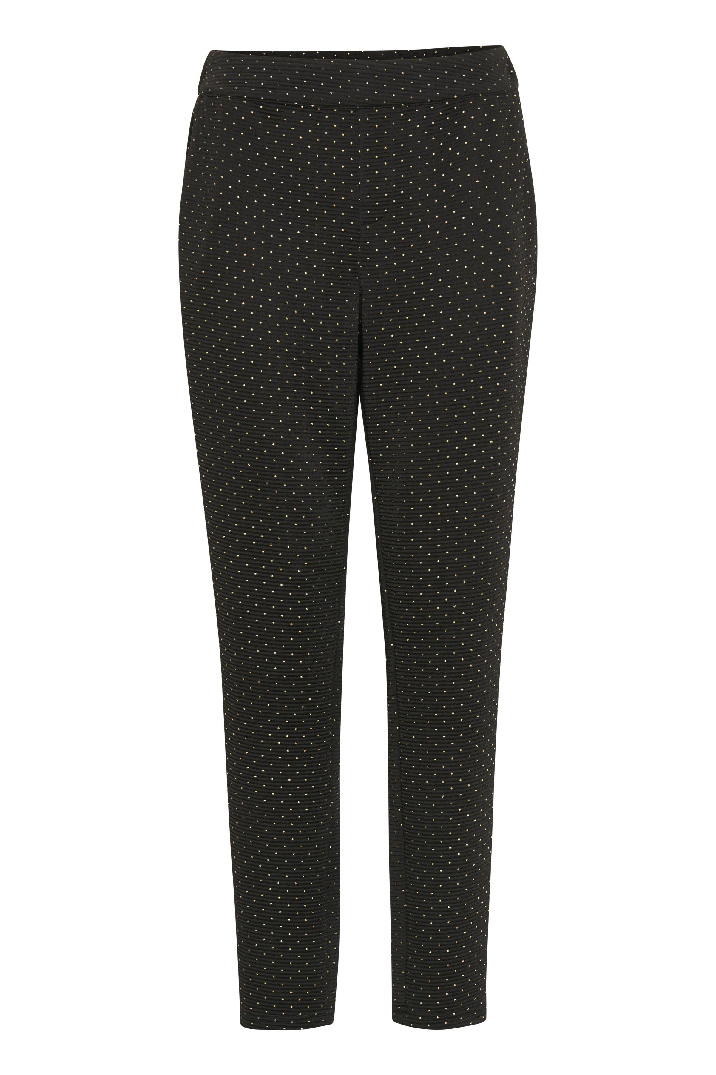 Svart Casual byxor från Pulz Jeans – Köp Svart Casual byxor från stl. XS-XXL här