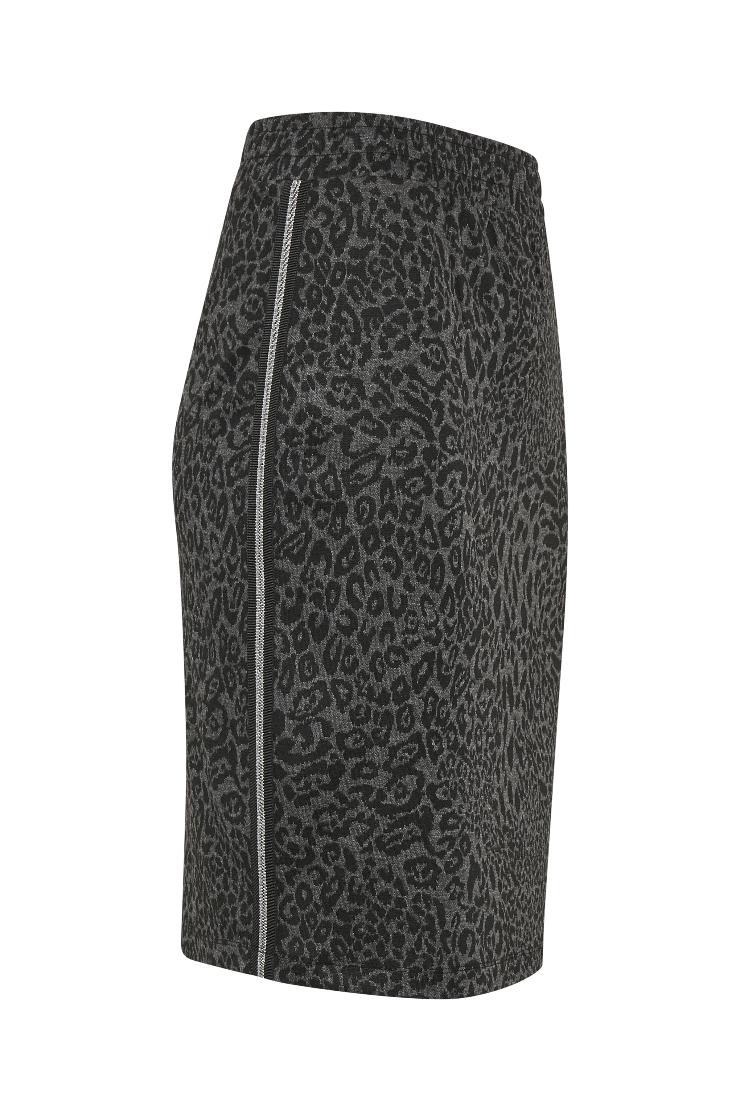 Svart/grå Kjol från Bon'A Parte – Köp Svart/grå Kjol från stl. S-2XL här