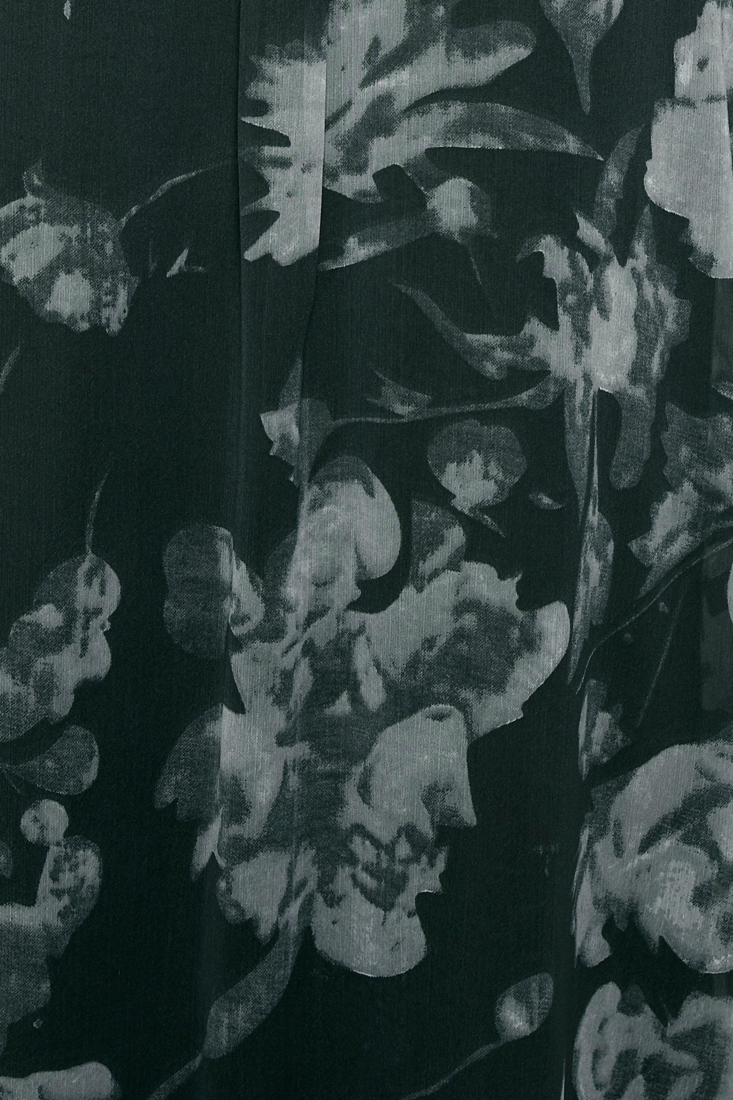 Svart/grå Klänning från Bon'A Parte – Köp Svart/grå Klänning från stl. S-2XL här