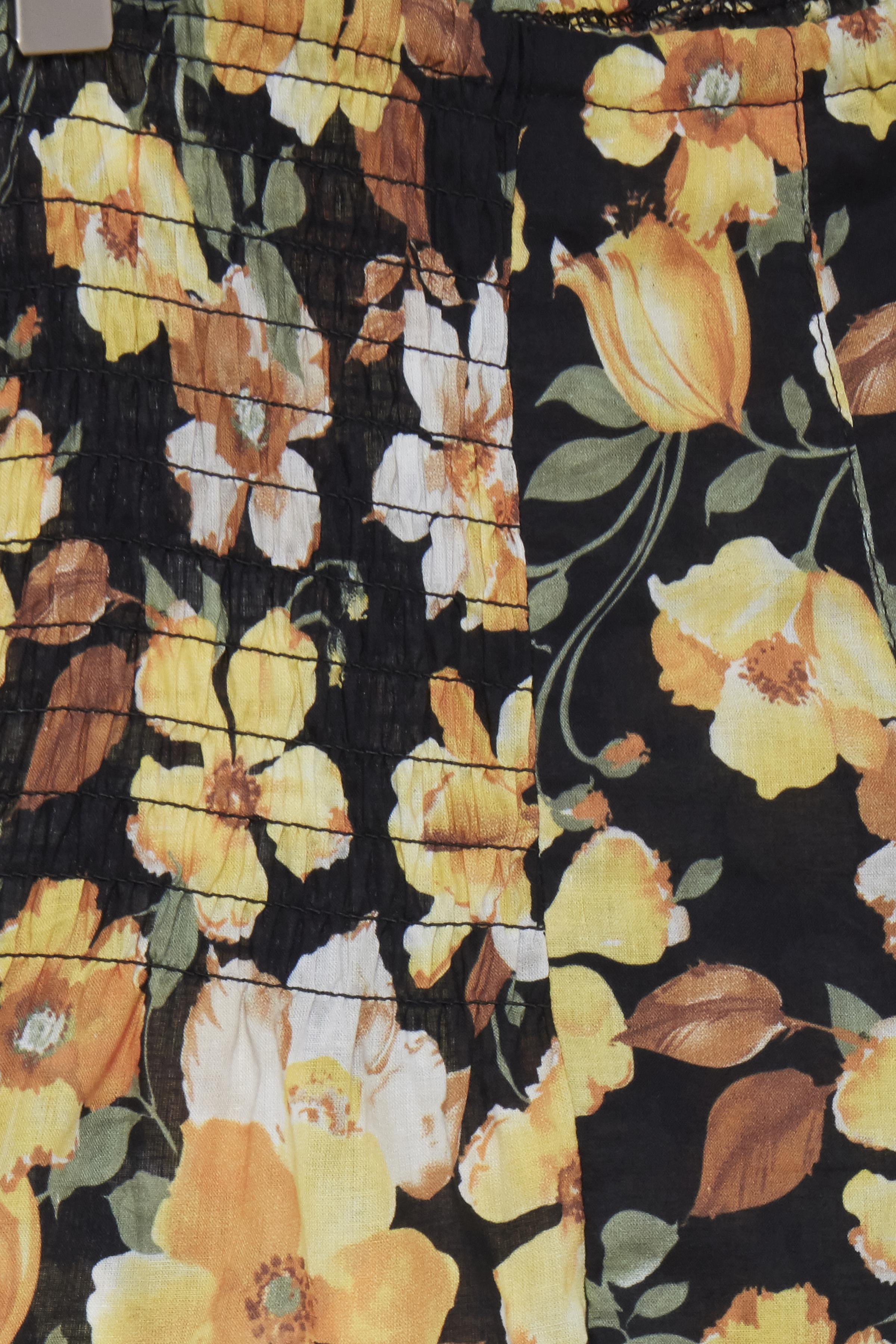 Svart/gul Byxor från Pulz Jeans – Köp Svart/gul Byxor från stl. XS-XXL här