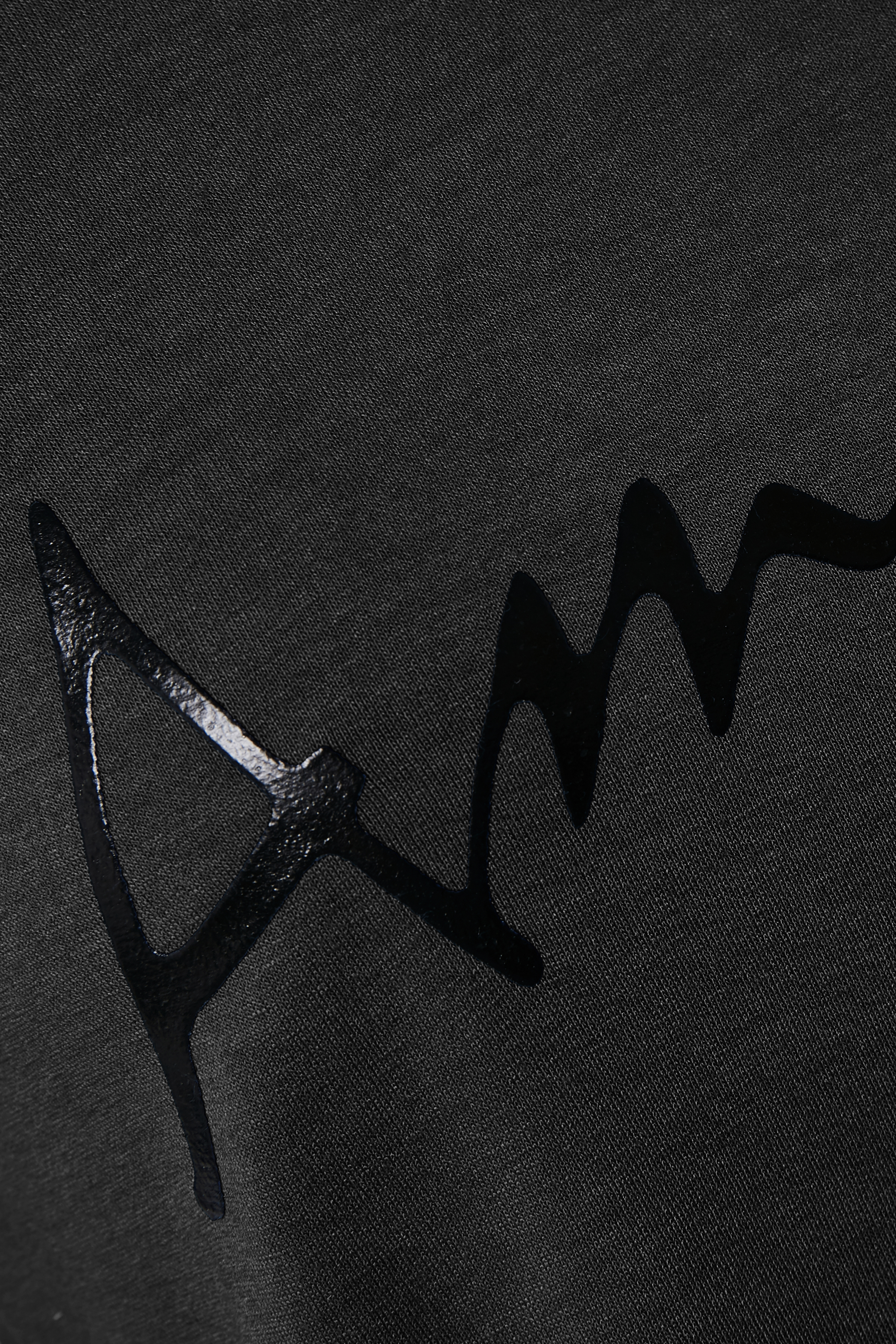 Svart Kortärmad T-shirt från Bon'A Parte – Köp Svart Kortärmad T-shirt från stl. S-2XL här