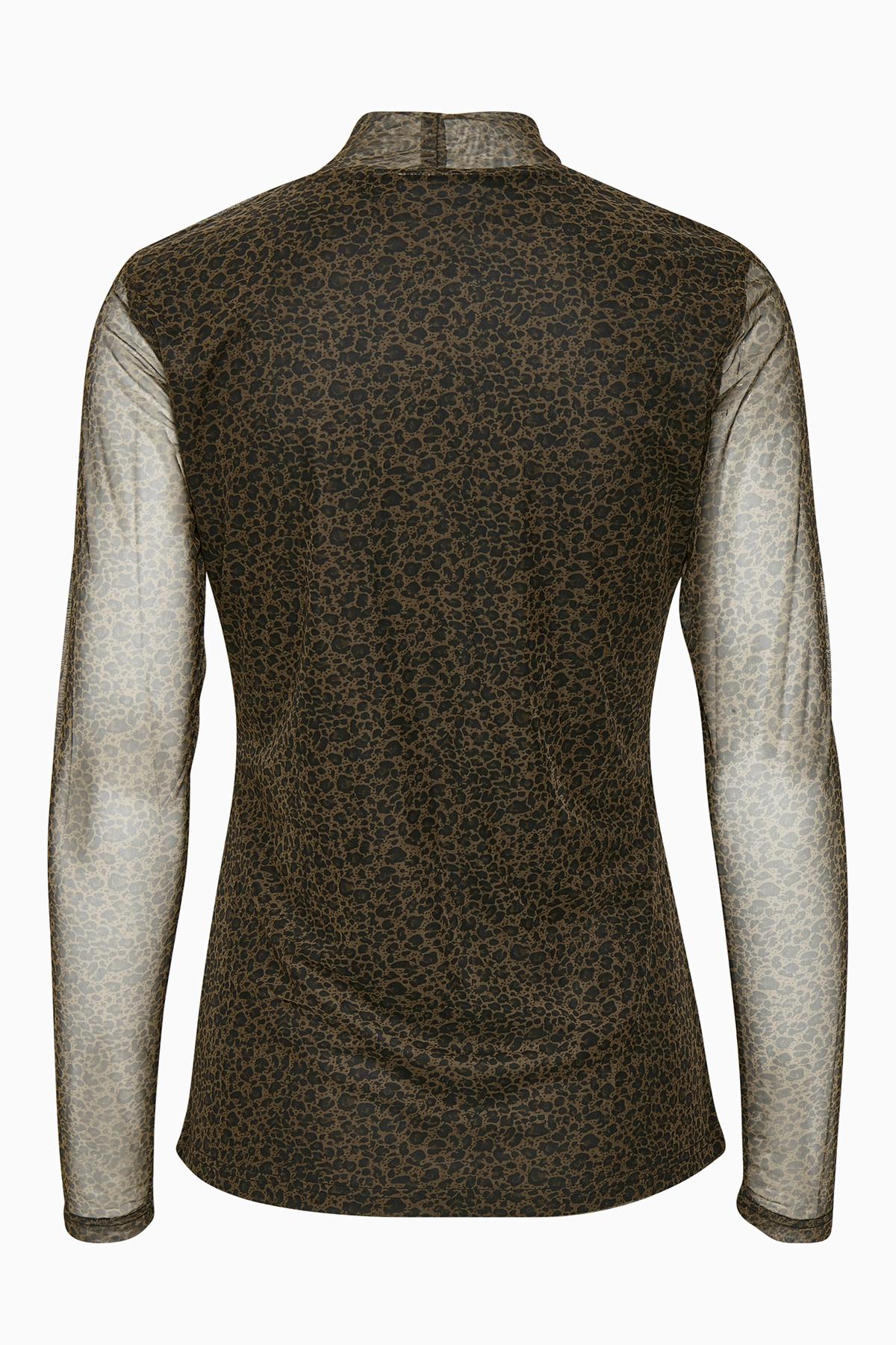 Svart Långärmad T-shirt från Kaffe – Köp Svart Långärmad T-shirt från stl. XS-XXL här