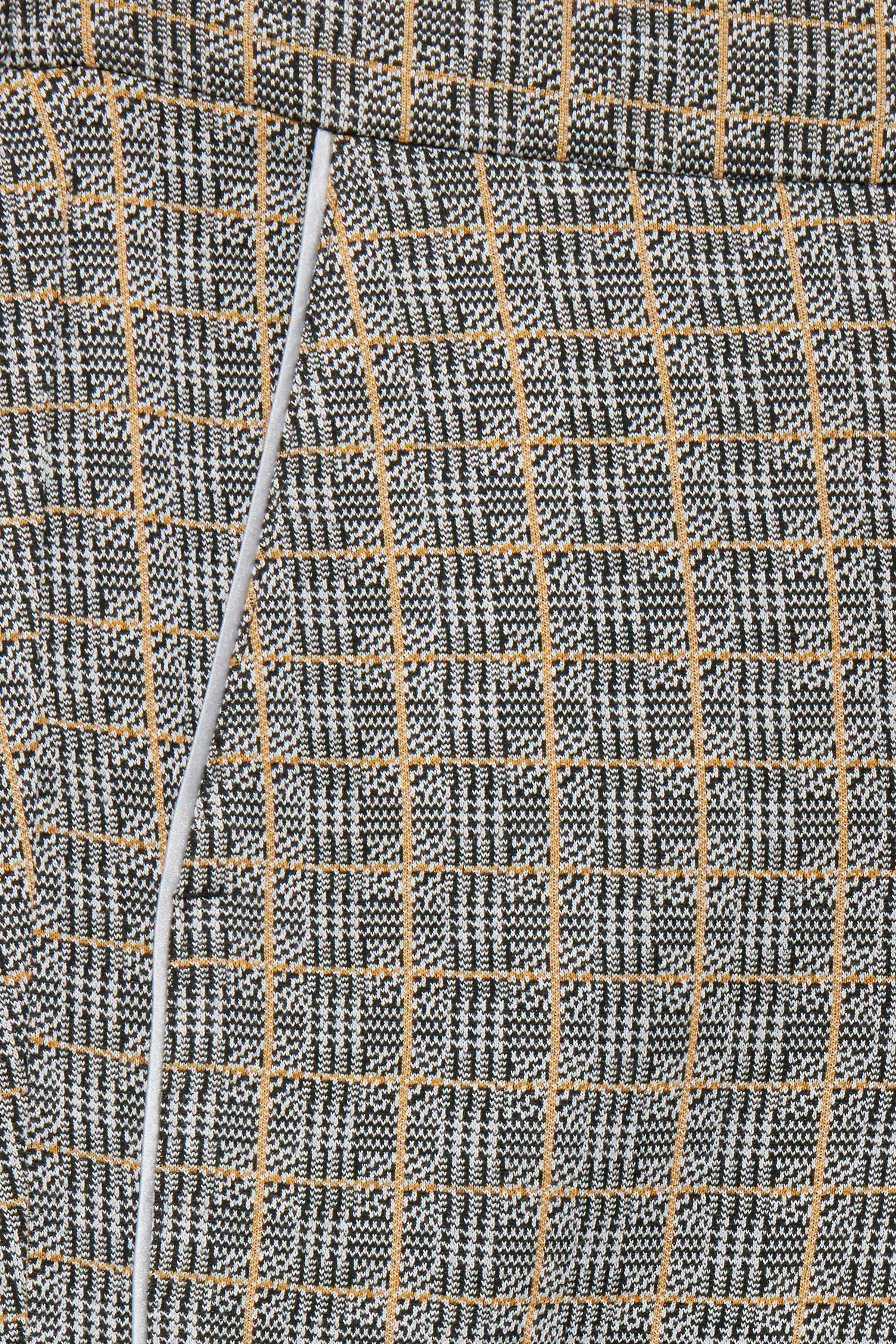 Svart/off-white Casual byxor från Pulz Jeans – Köp Svart/off-white Casual byxor från stl. 32-46 här