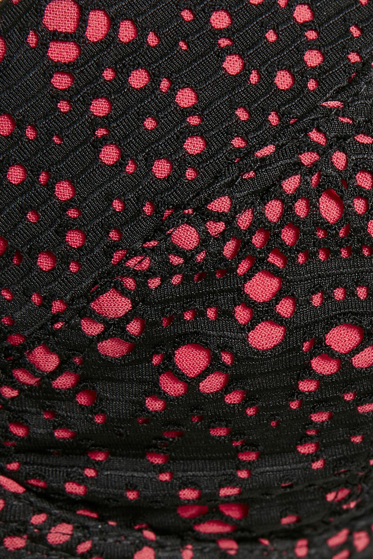 Svart/röd Badkläder från Bon'A Parte – Köp Svart/röd Badkläder från stl. 75B-90E här