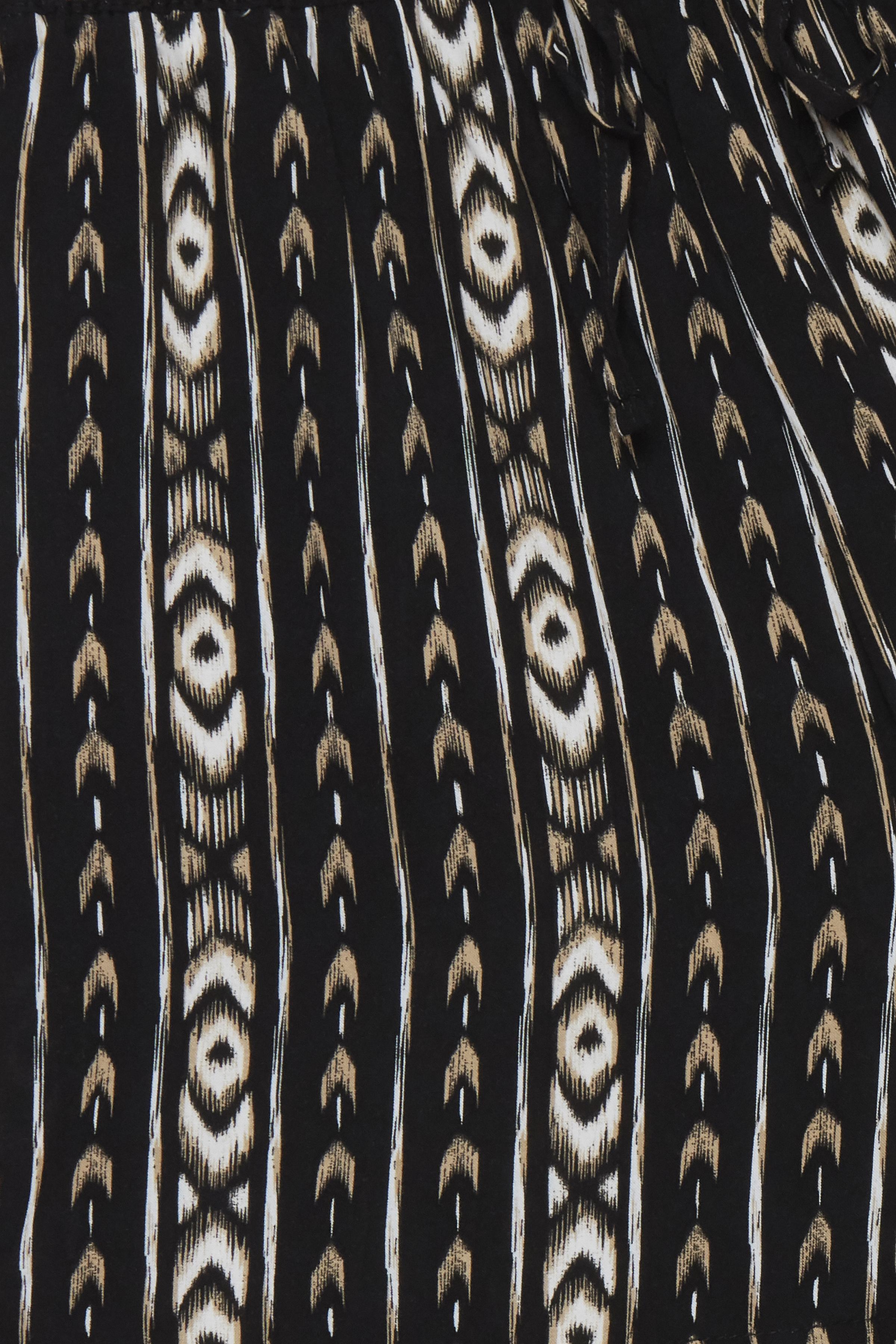 Svart/sand Shorts från b.young – Köp Svart/sand Shorts från stl. 34-46 här