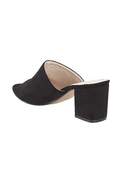 Svart Sandaler från Ichi - accessories – Köp Svart Sandaler från stl. 36-41 här