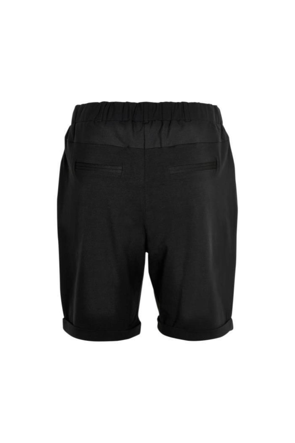 Svart Shorts från Kaffe – Köp Svart Shorts från stl. 32-46 här