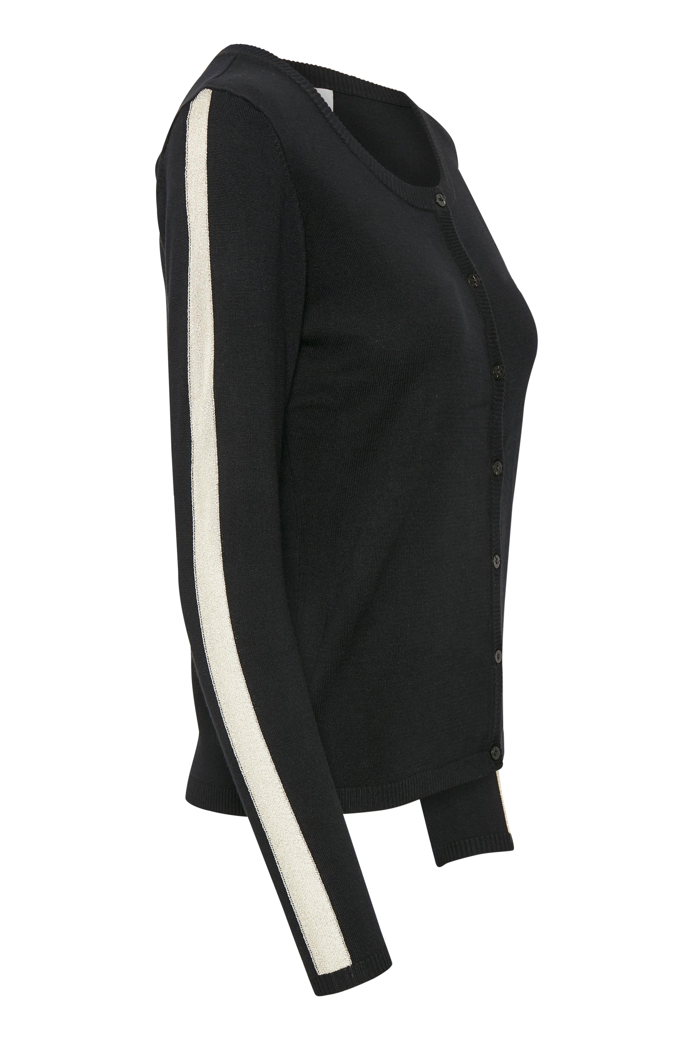 Svart Stickad cardigan från Culture – Köp Svart Stickad cardigan från stl. XS-XXL här
