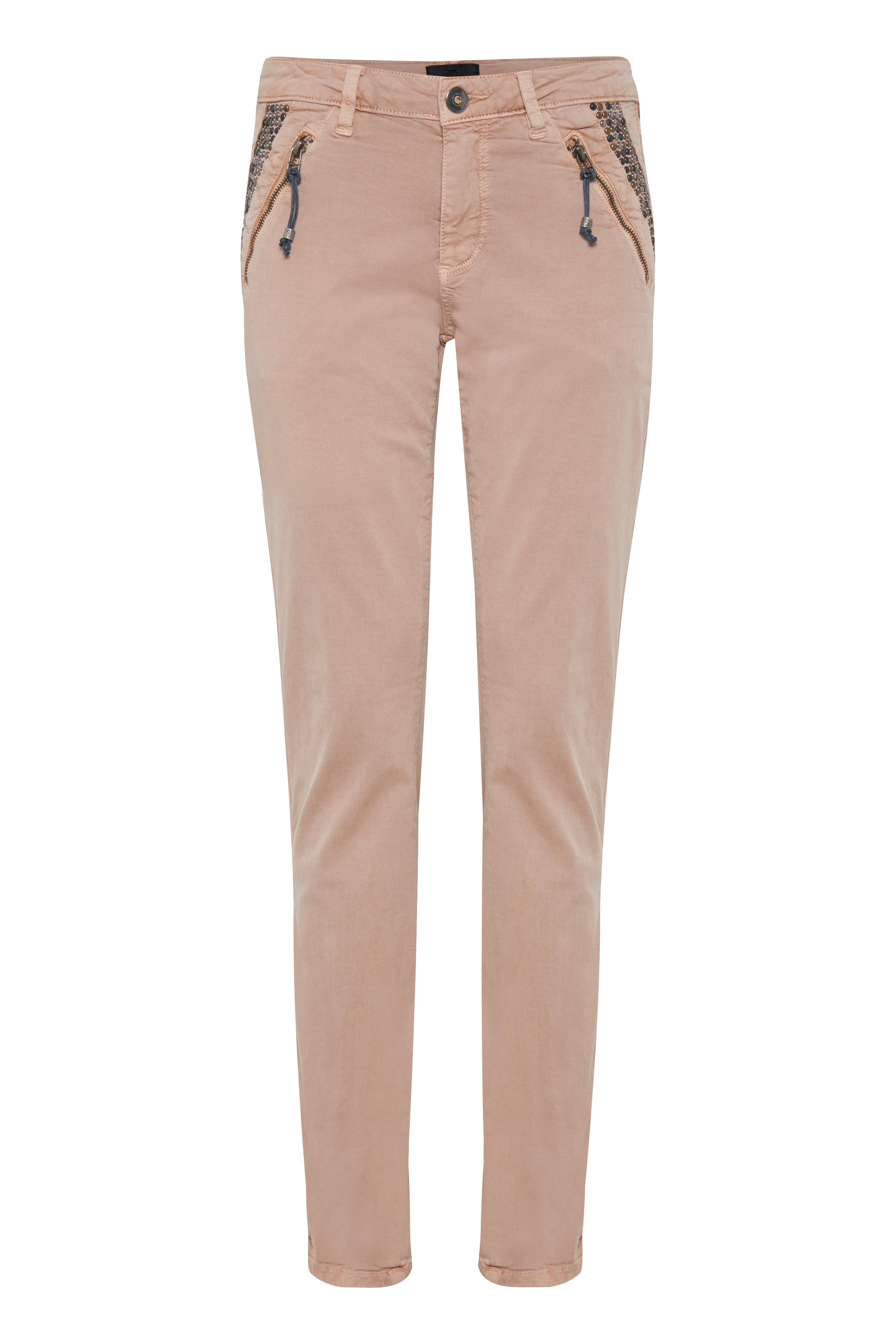 Image of Pulz Jeans Dame Skønne Malena bukser - Tan