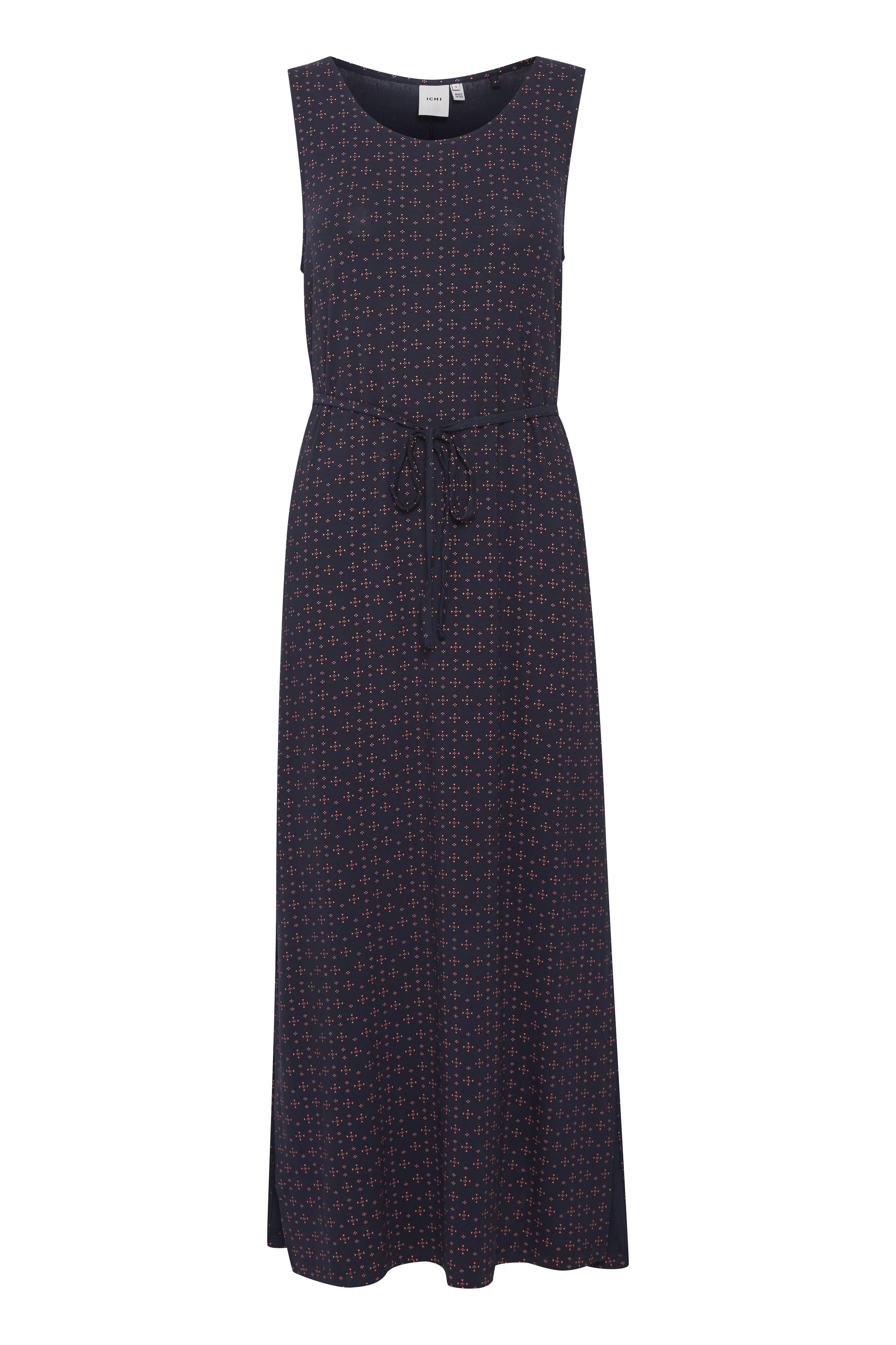 Ichi Dame Jersey jurk - Total Eclipse