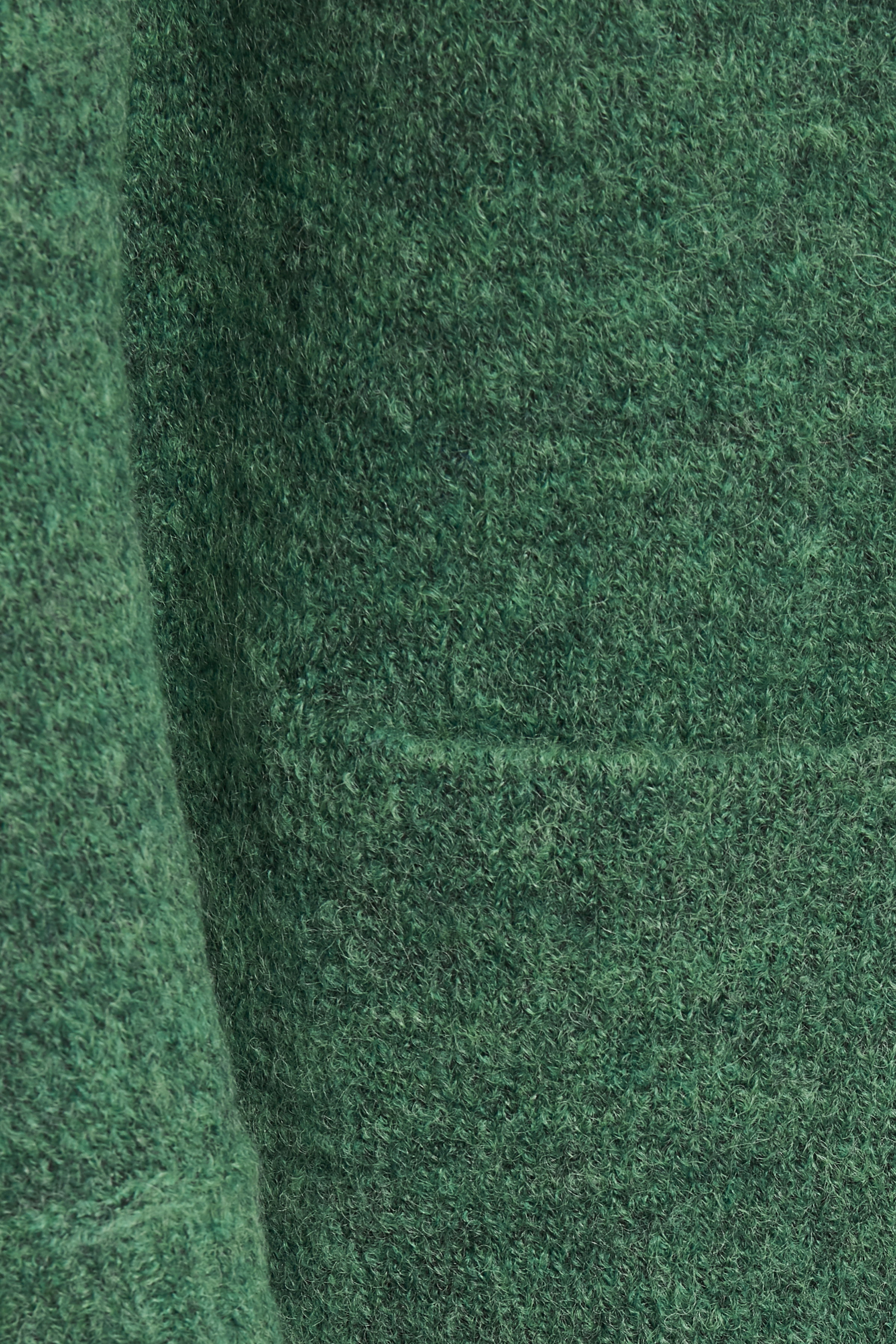 Turkismeleret Cardigan fra Fransa – Køb Turkismeleret Cardigan fra str. XS-XXL her