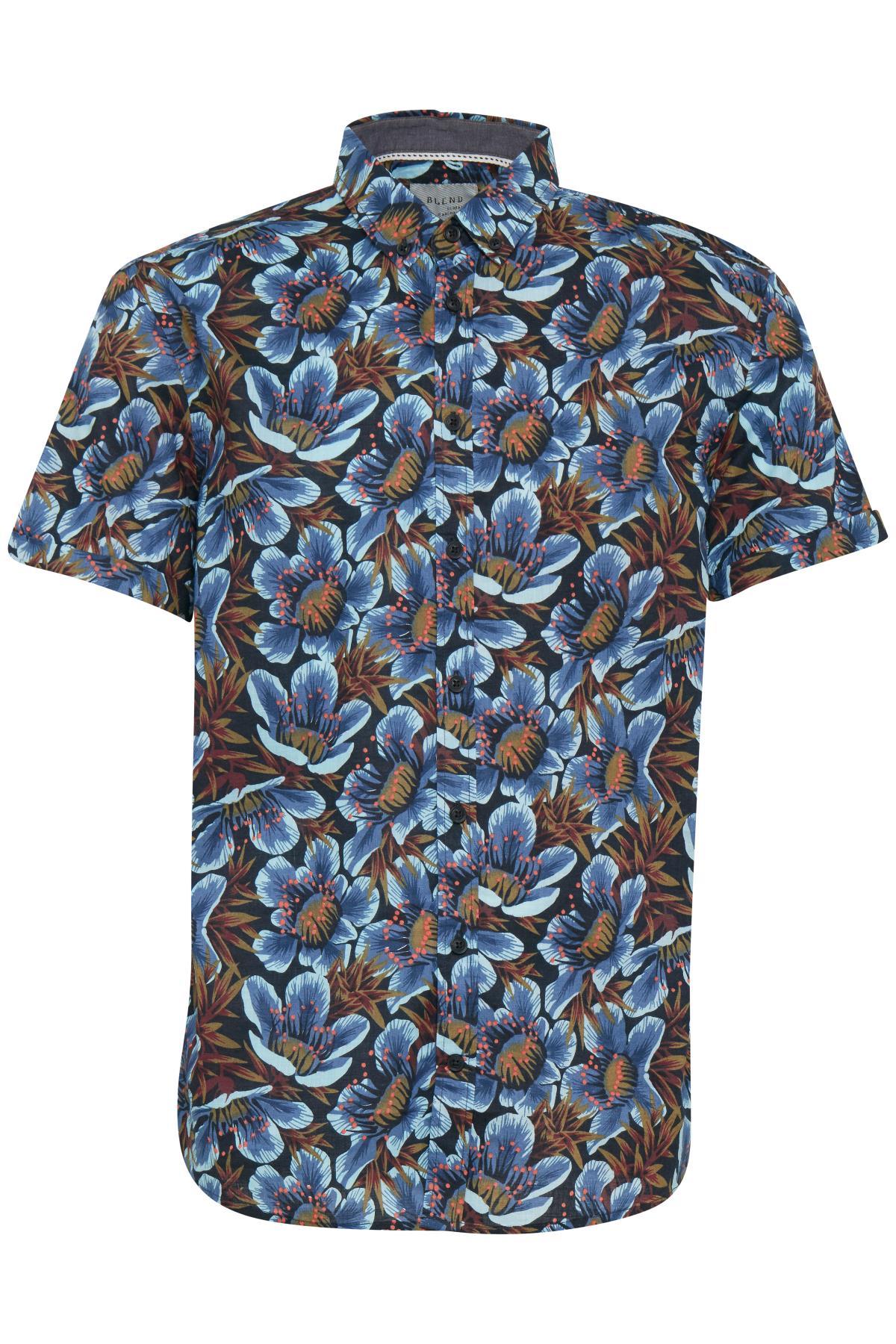 Turkosblå