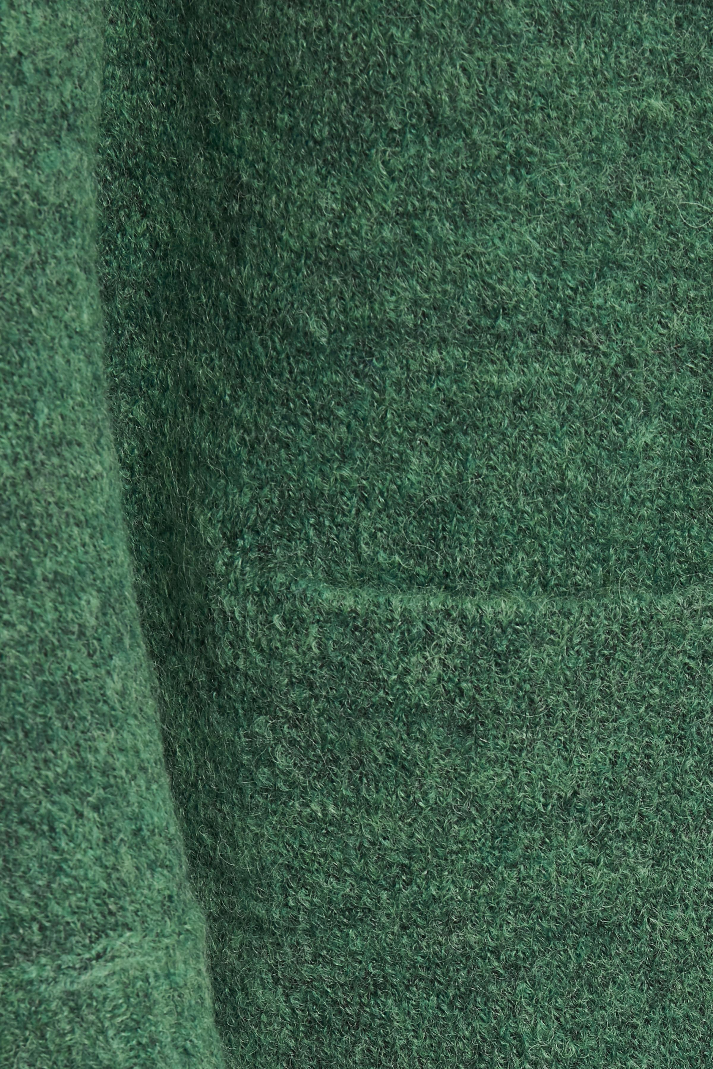 Turkosmelerad Stickad cardigan från Fransa – Köp Turkosmelerad Stickad cardigan från stl. XS-XXL här