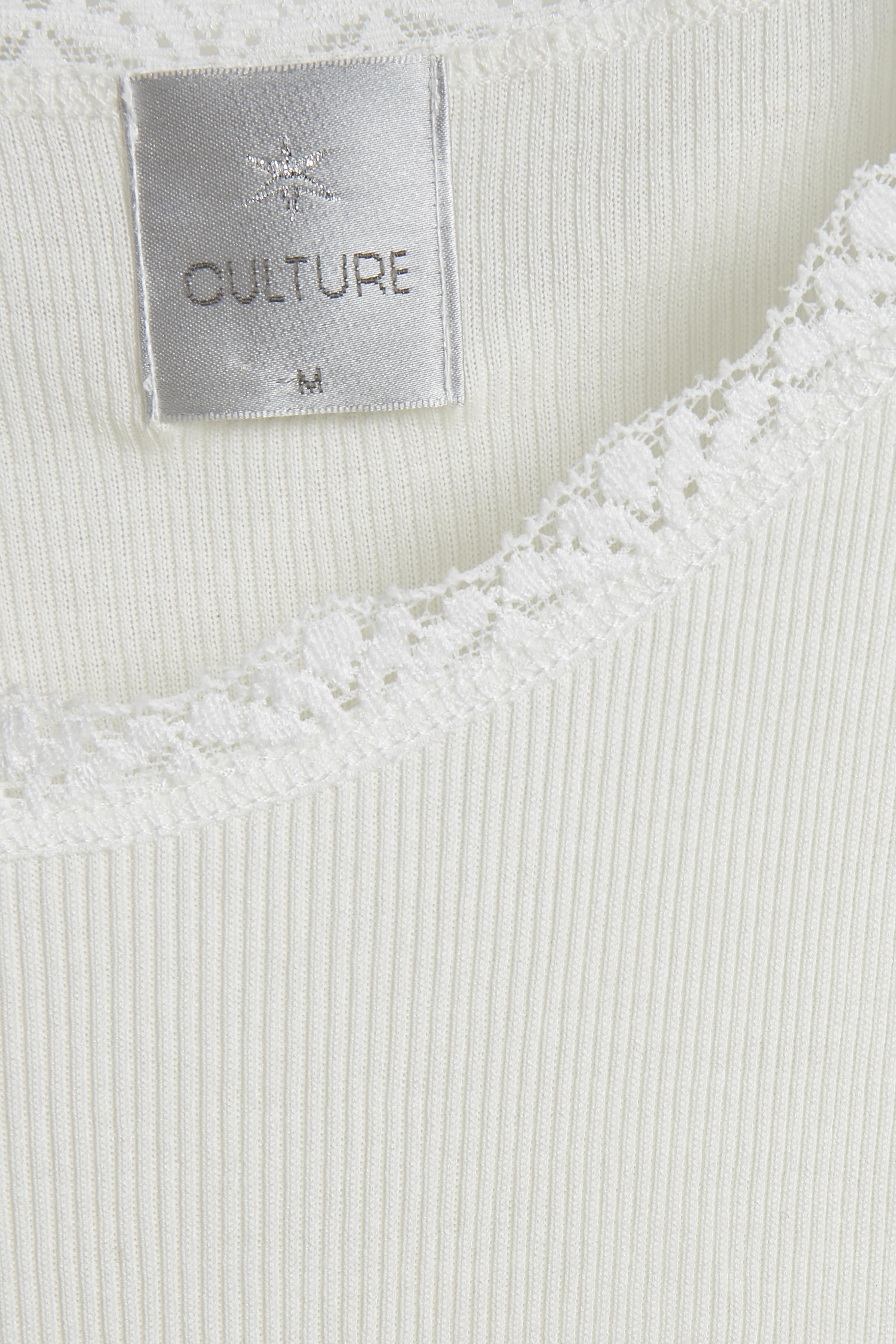 Vit Linne från Culture – Köp Vit Linne från stl. XS-XXL här