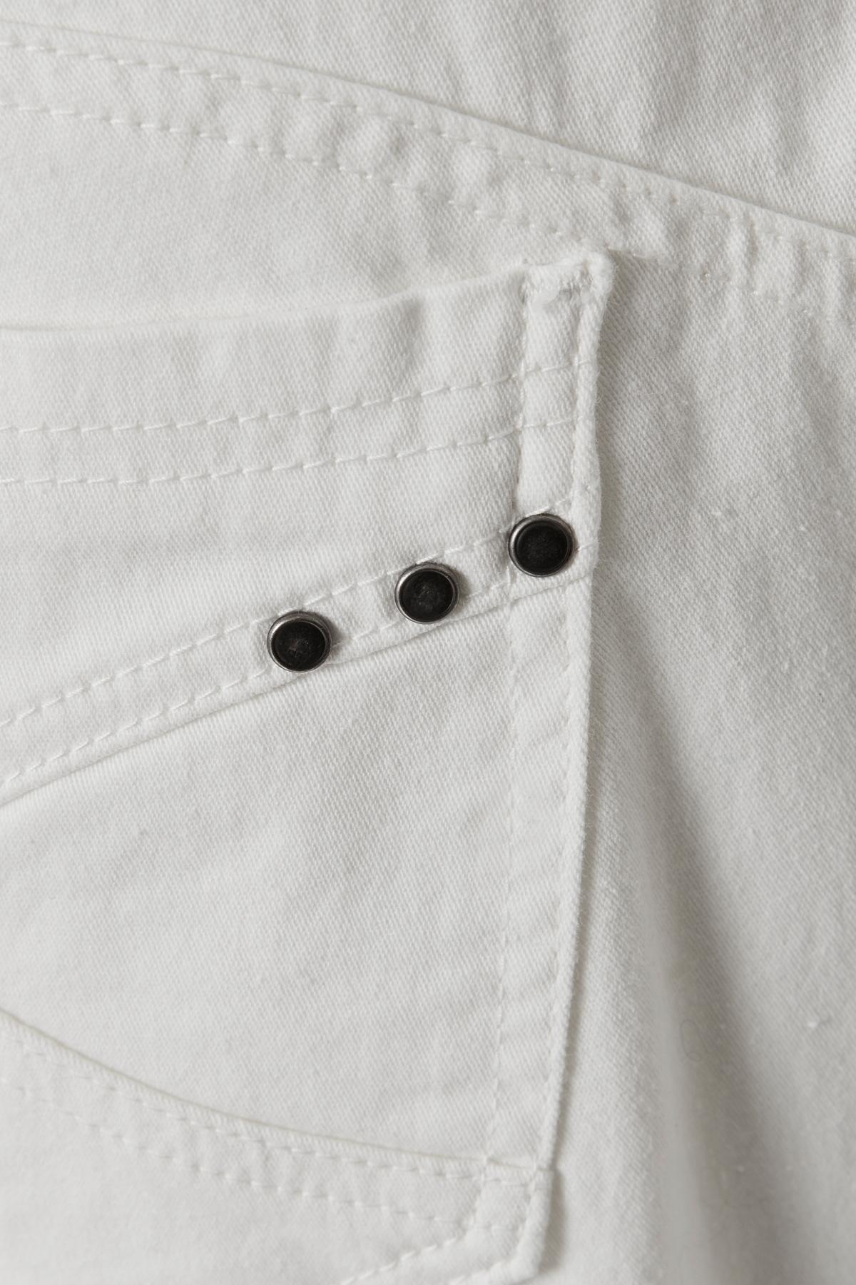 Weiß Caprihose von Bon'A Parte – Shoppen Sie Weiß Caprihose ab Gr. 34-54 hier