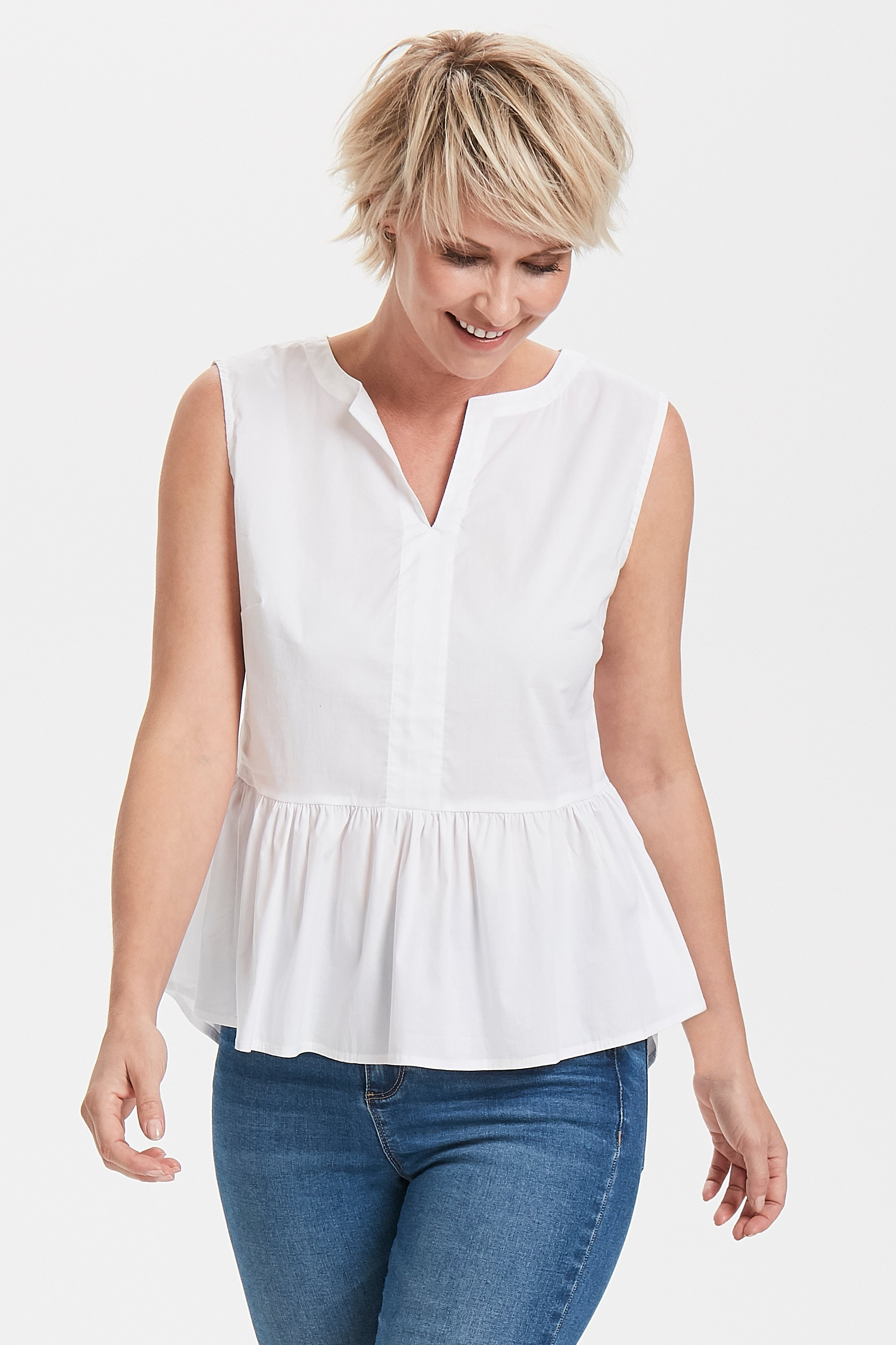 Weiß Top von Culture – Shoppen Sie Weiß Top ab Gr. XS-XXL hier
