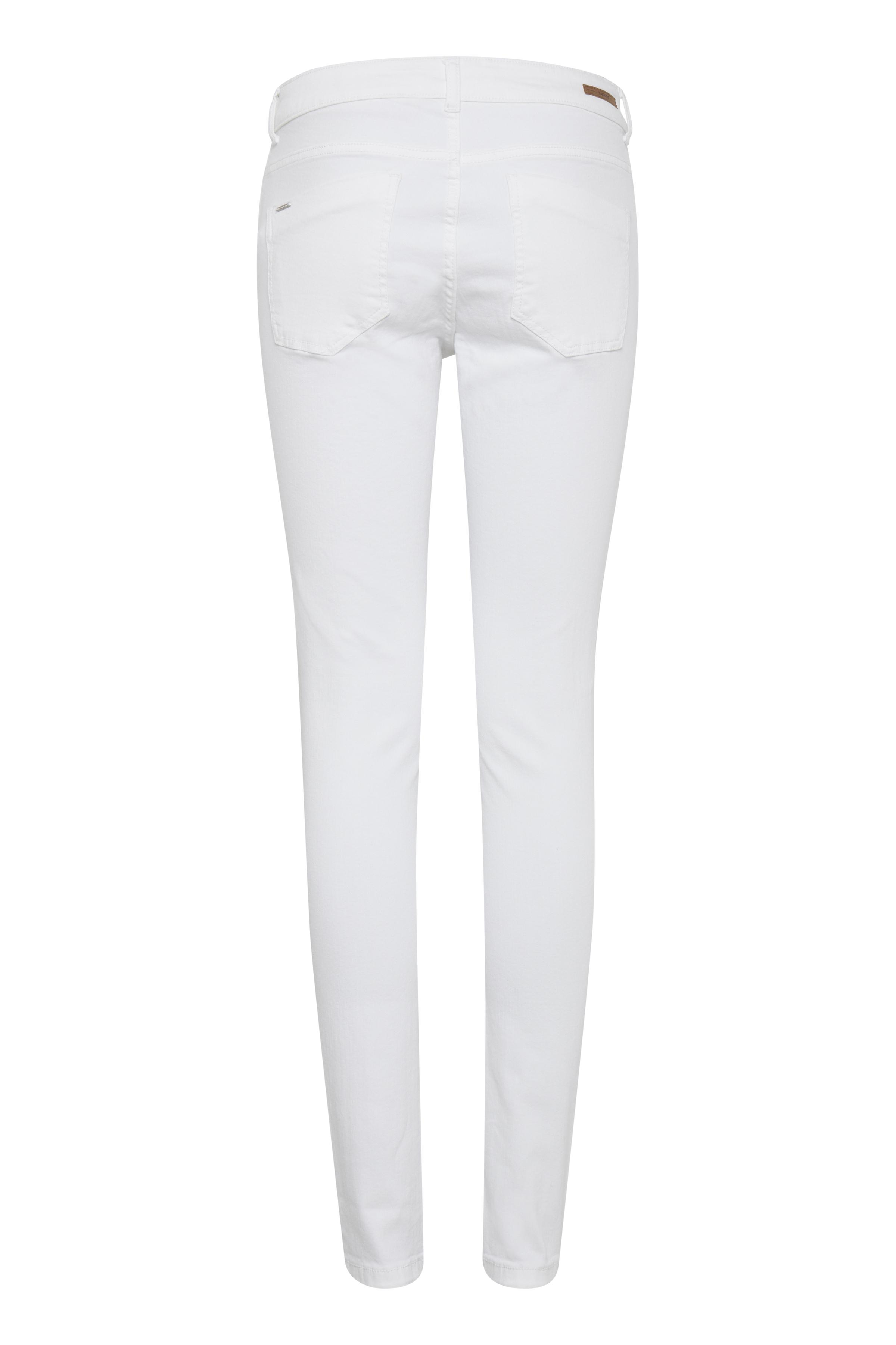 White Jeans från b.young – Köp White Jeans från stl. 25-36 här