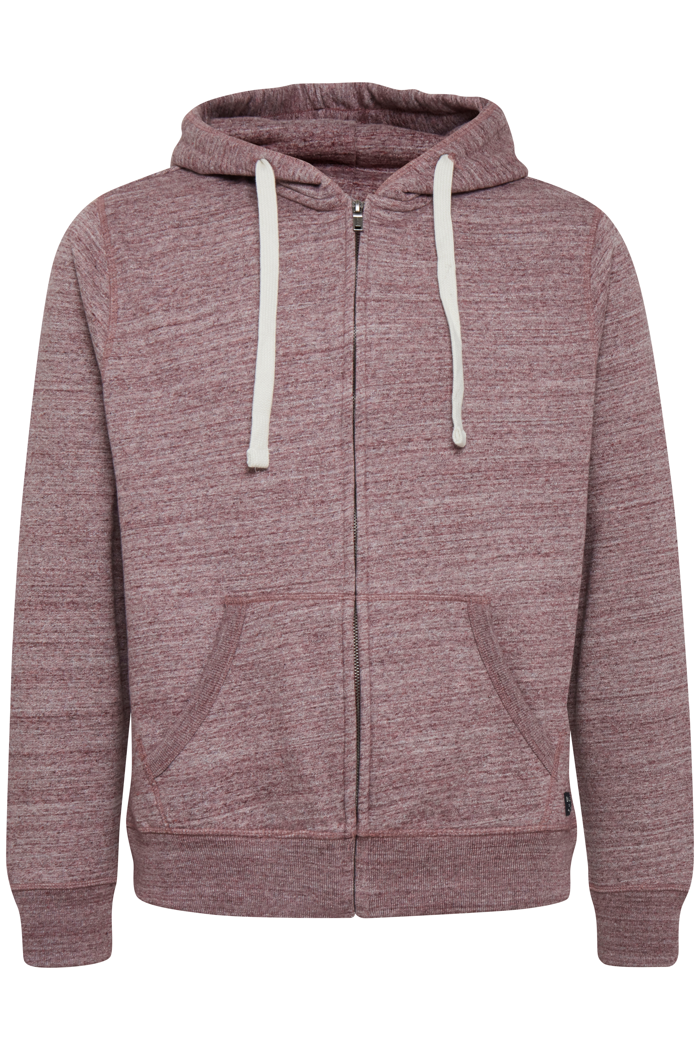 Blend He Herre Smart sweatshirt  - Wine red
