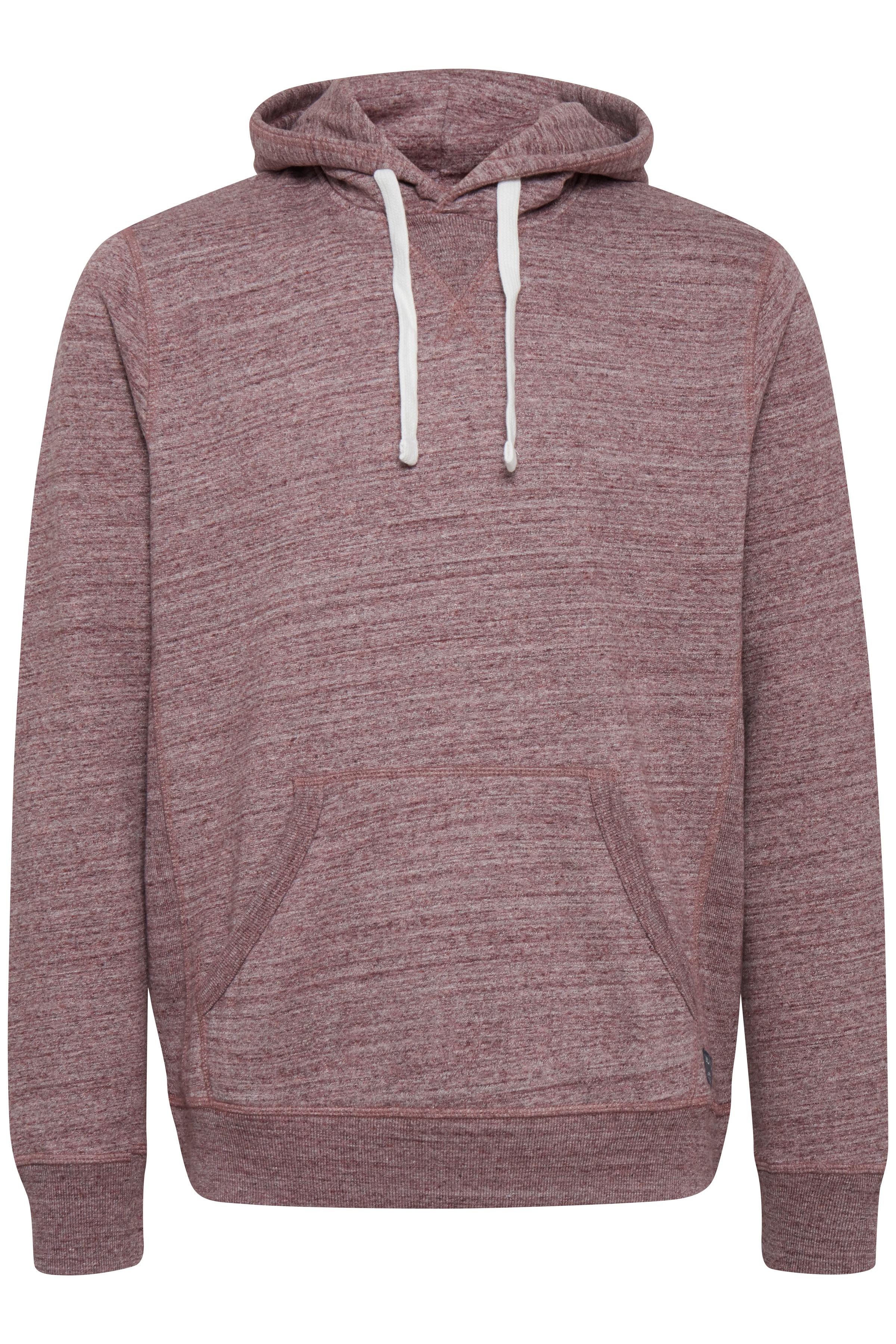 Image of Blend He Herre Sweatshirt - Wine red