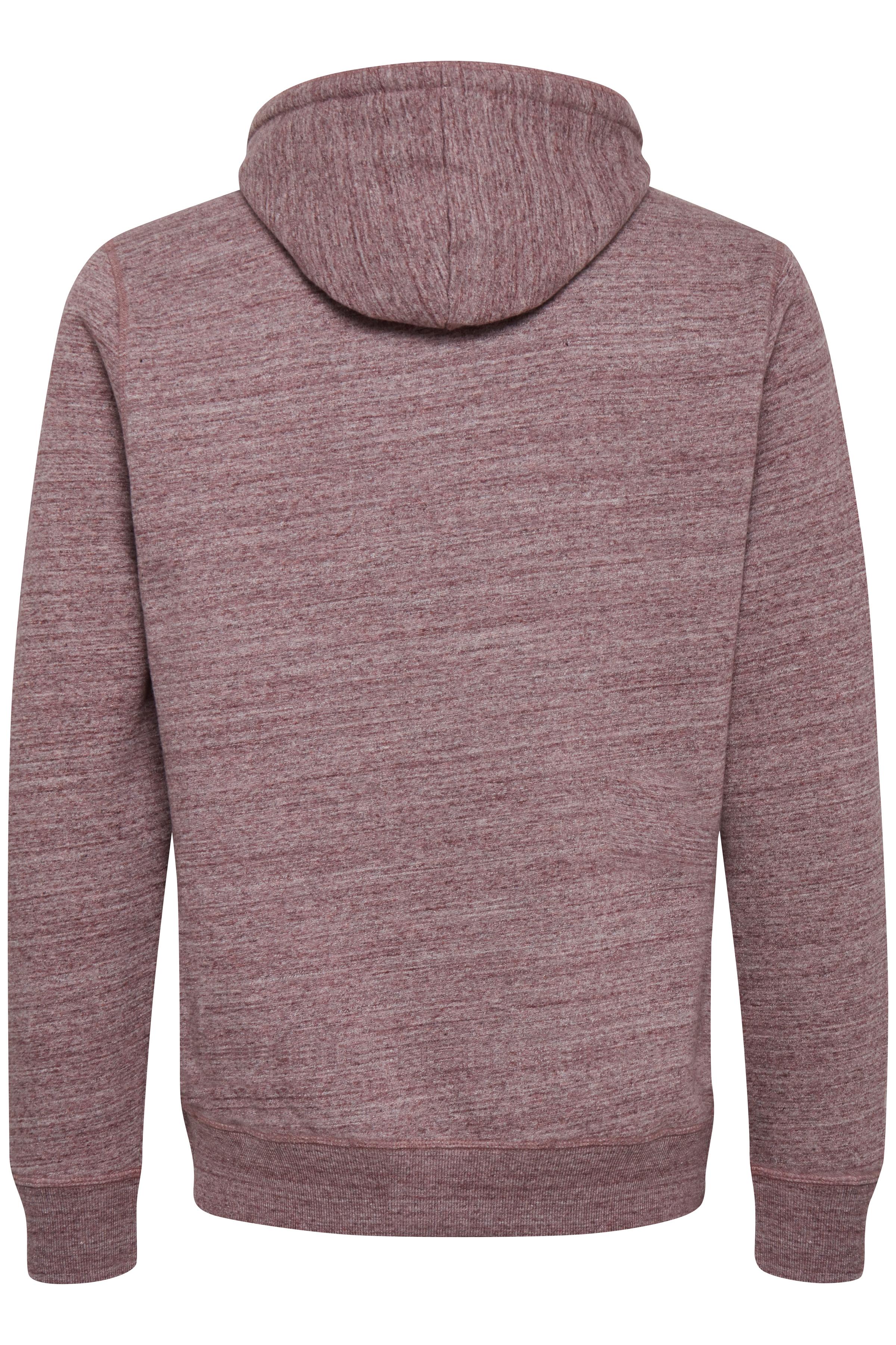 Wine red Sweatshirt met capuchon van Blend He – Door Wine red Sweatshirt met capuchon van maat. S-3XL hier