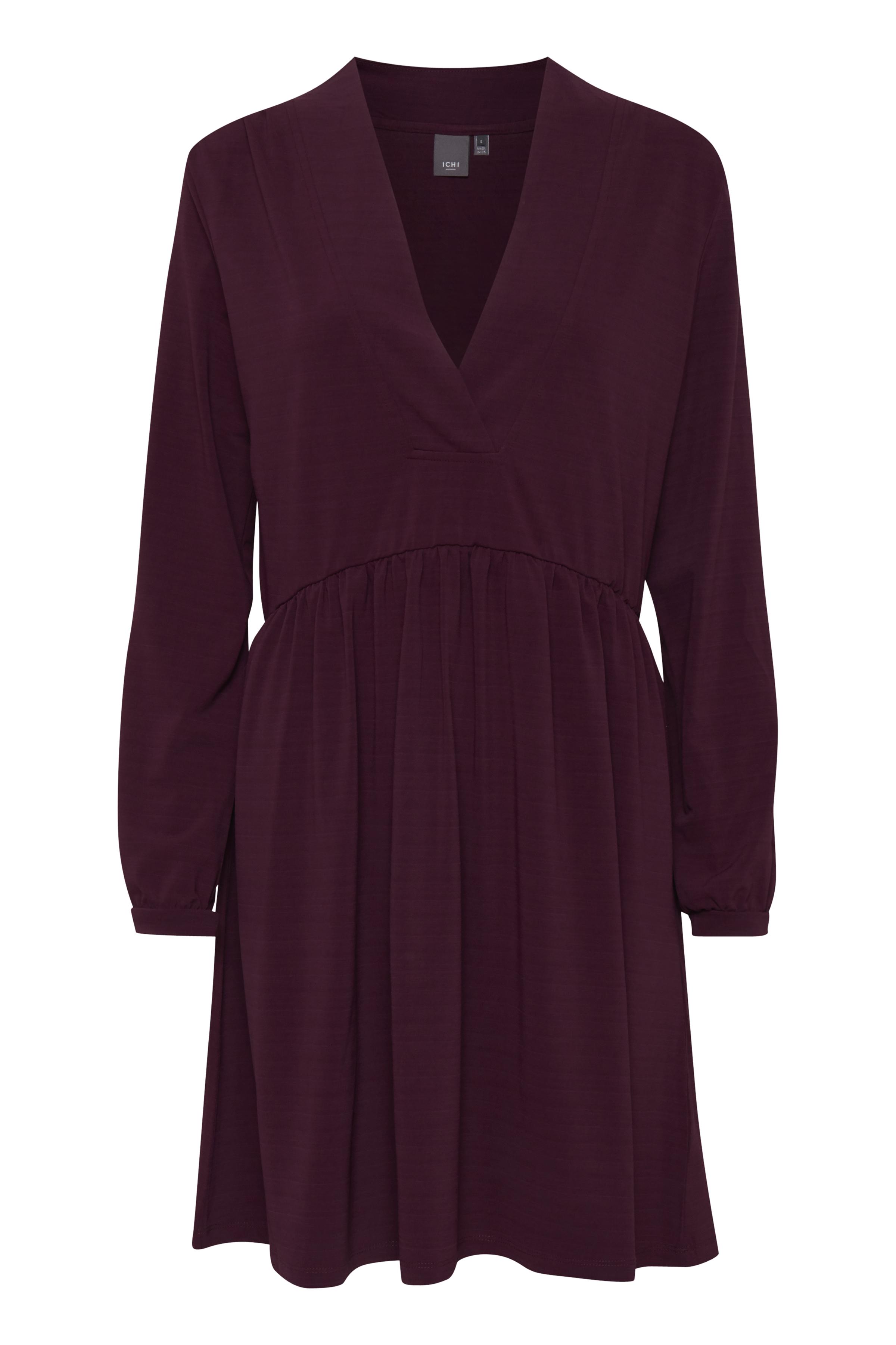 Ichi Dame Jersey jurk - Winetasting