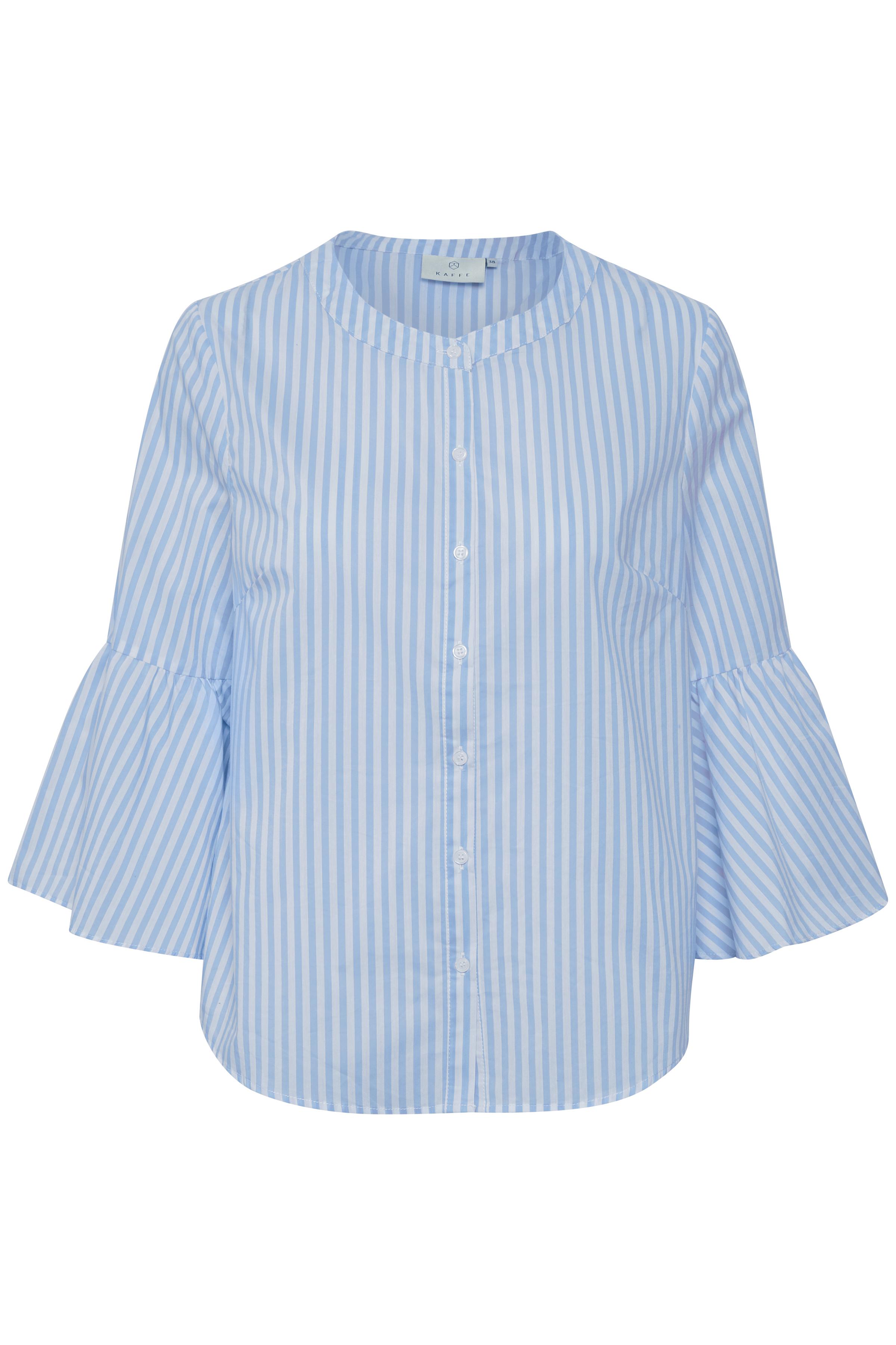 Kaffe blouse , dame, blue