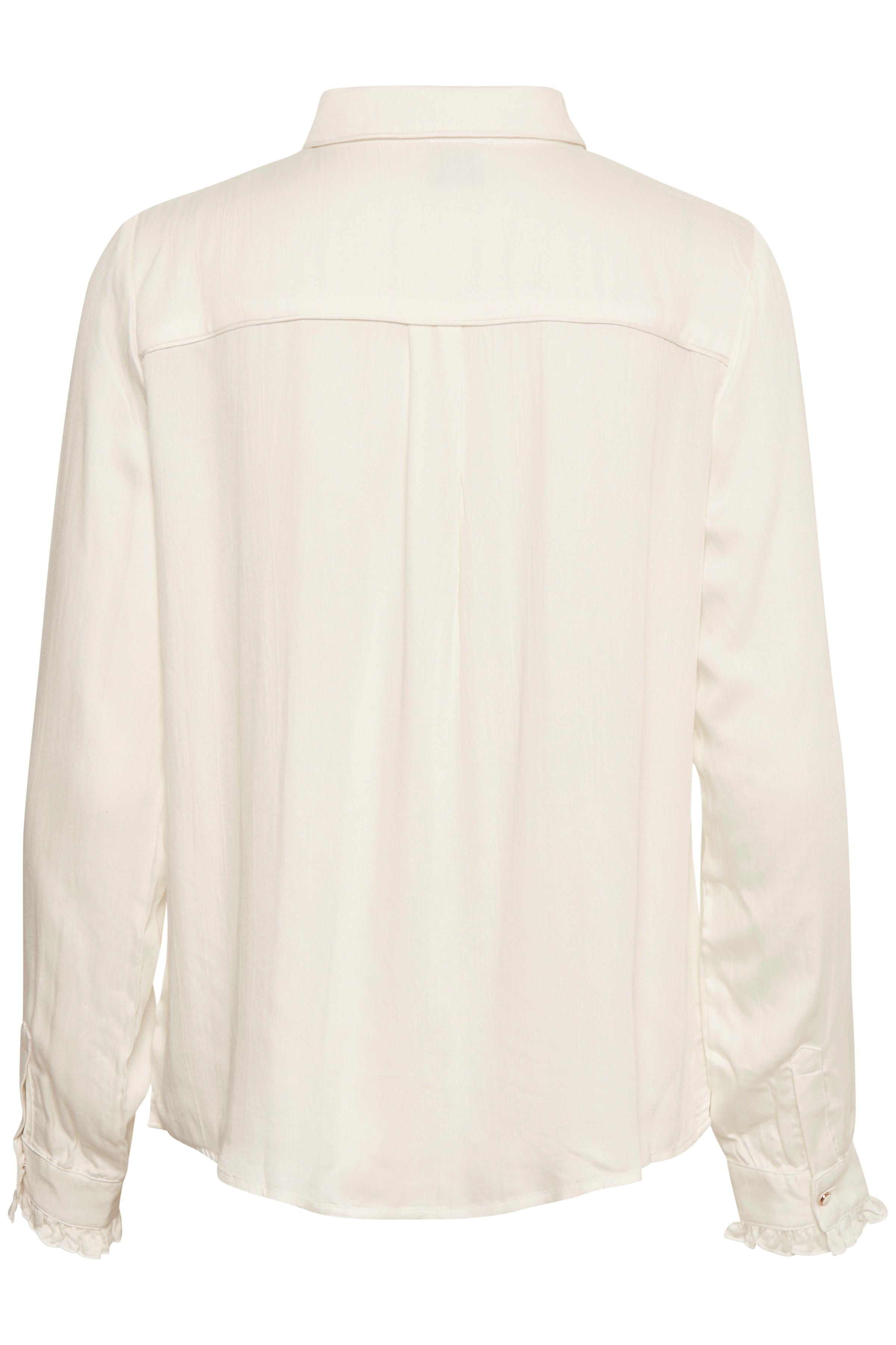 Wollweiß Langarm - Hemd von Culture – Shoppen Sie Wollweiß Langarm - Hemd ab Gr. XS-XXL hier