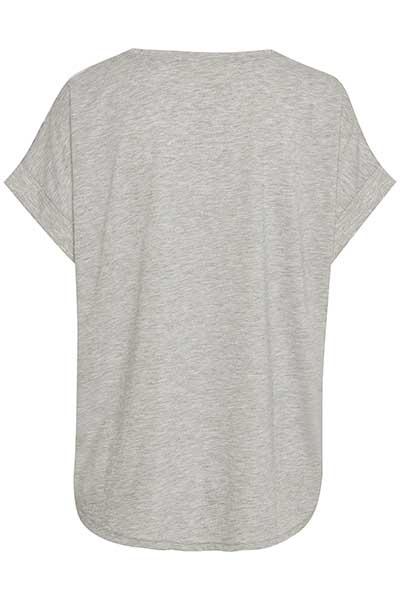 Wollweiß/marineblau Kurzarm-Bluse von Bon'A Parte – Shoppen Sie Wollweiß/marineblau Kurzarm-Bluse ab Gr. S-2XL hier
