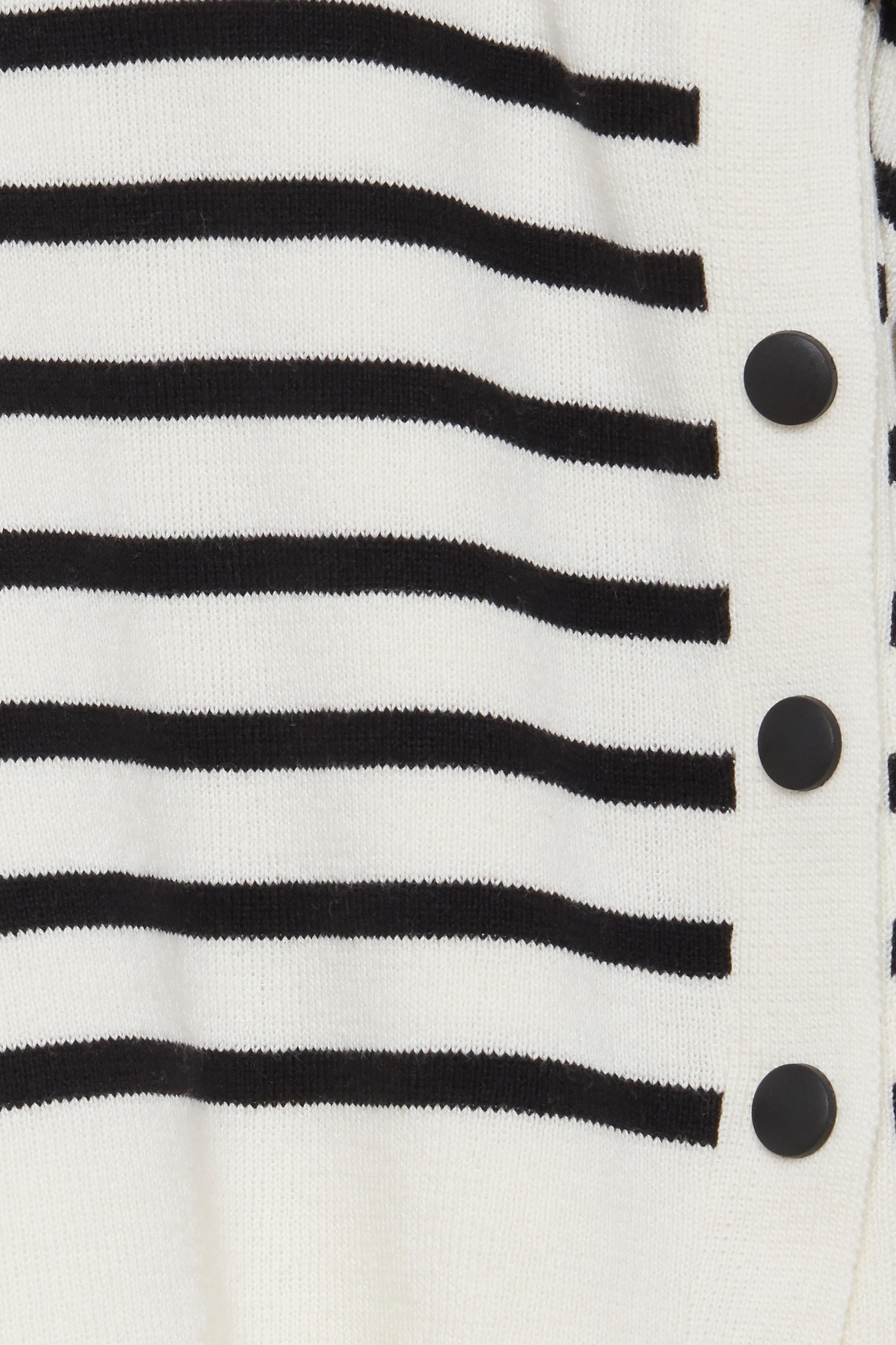 Wollweiß/schwarz Strickpullover von Fransa – Shoppen Sie Wollweiß/schwarz Strickpullover ab Gr. XS-XXL hier