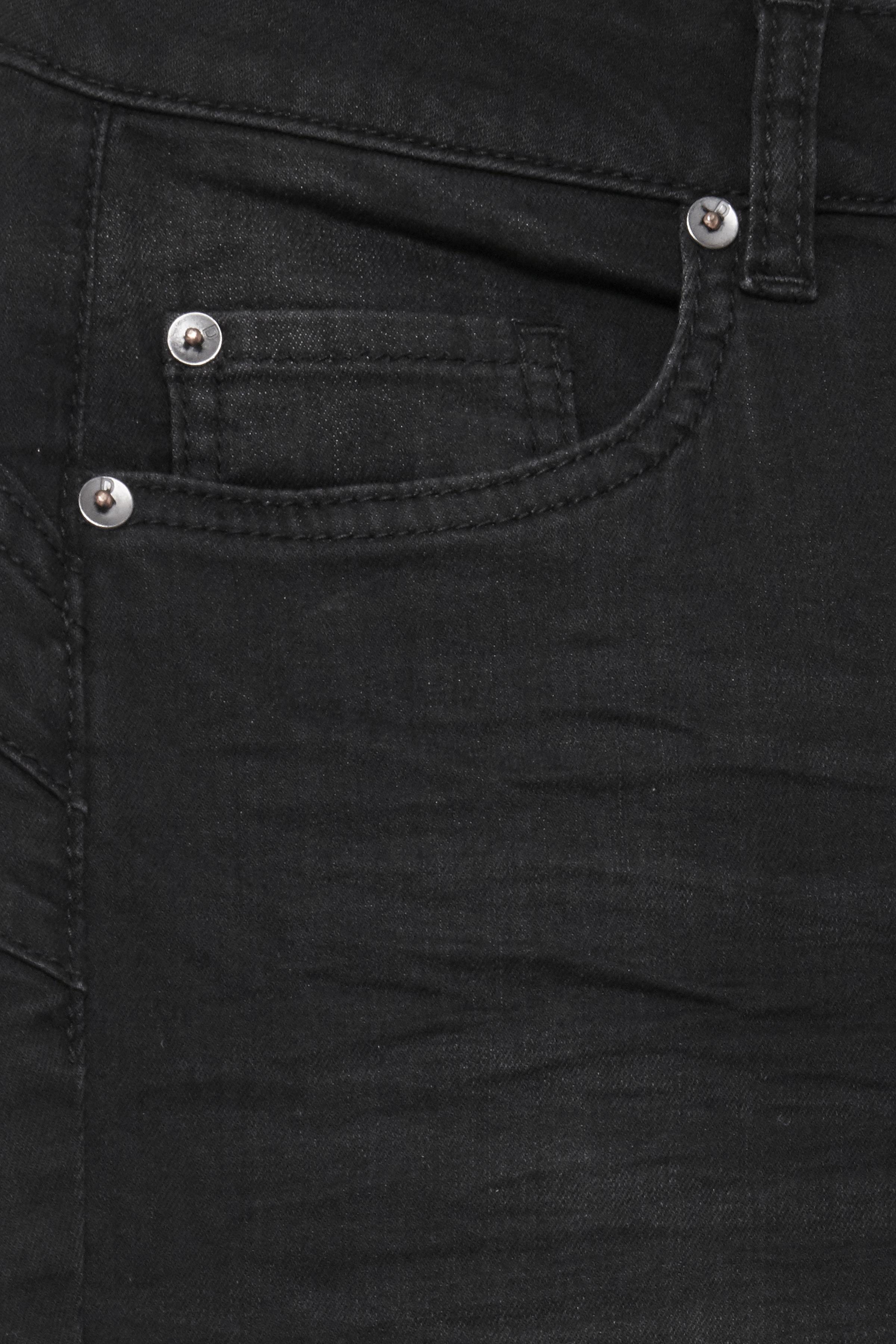 Zwart Jeans van Dranella – Door Zwart Jeans van maat. 32-46 hier